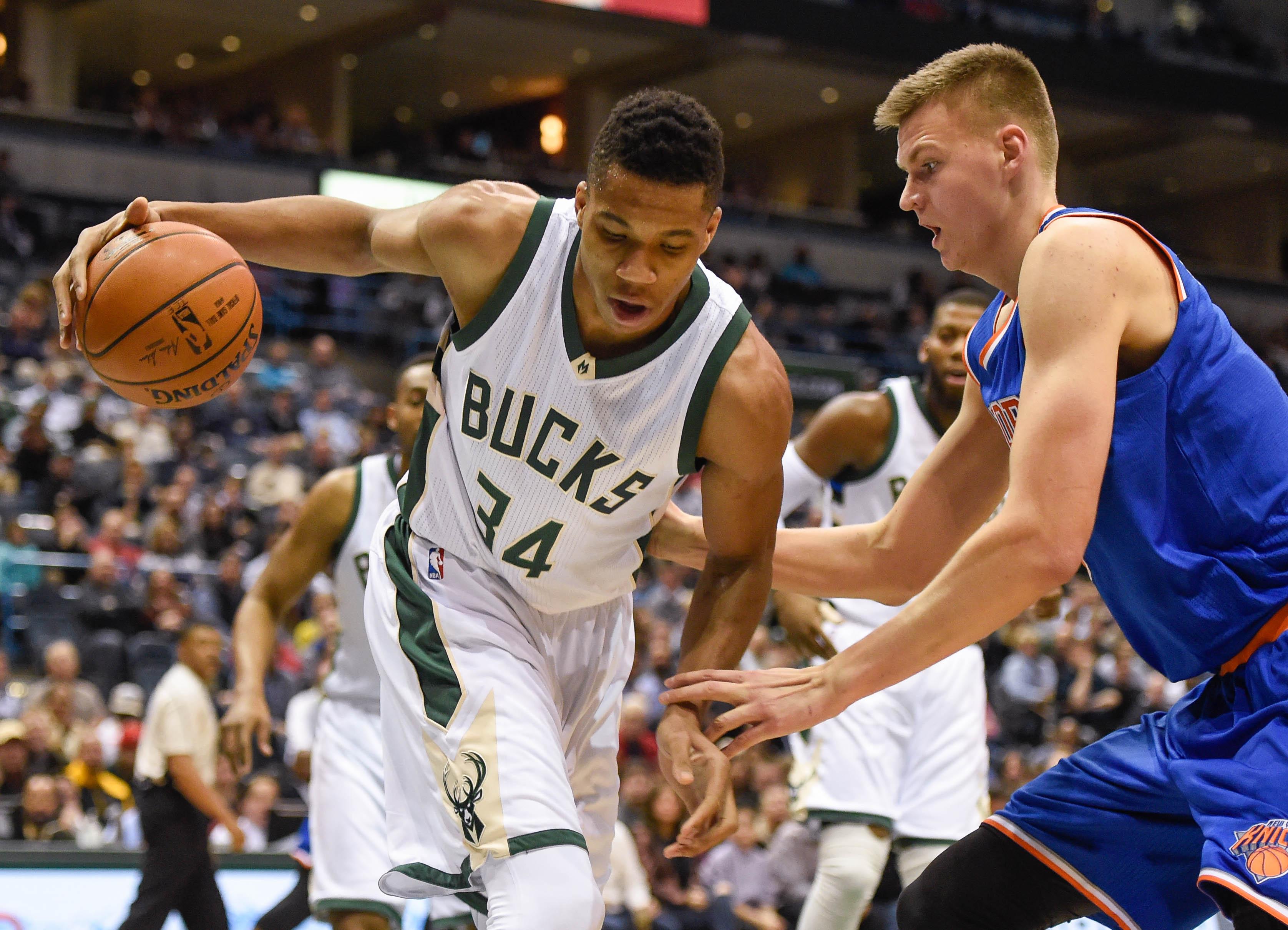 Bucks 104, Knicks 93: Greek Freak takeover flattens NY
