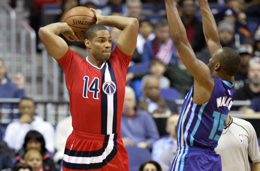 NBA: Charlotte Hornets at Washington Wizards
