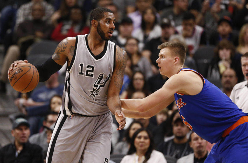 Spurs at Knicks live stream: How to watch online