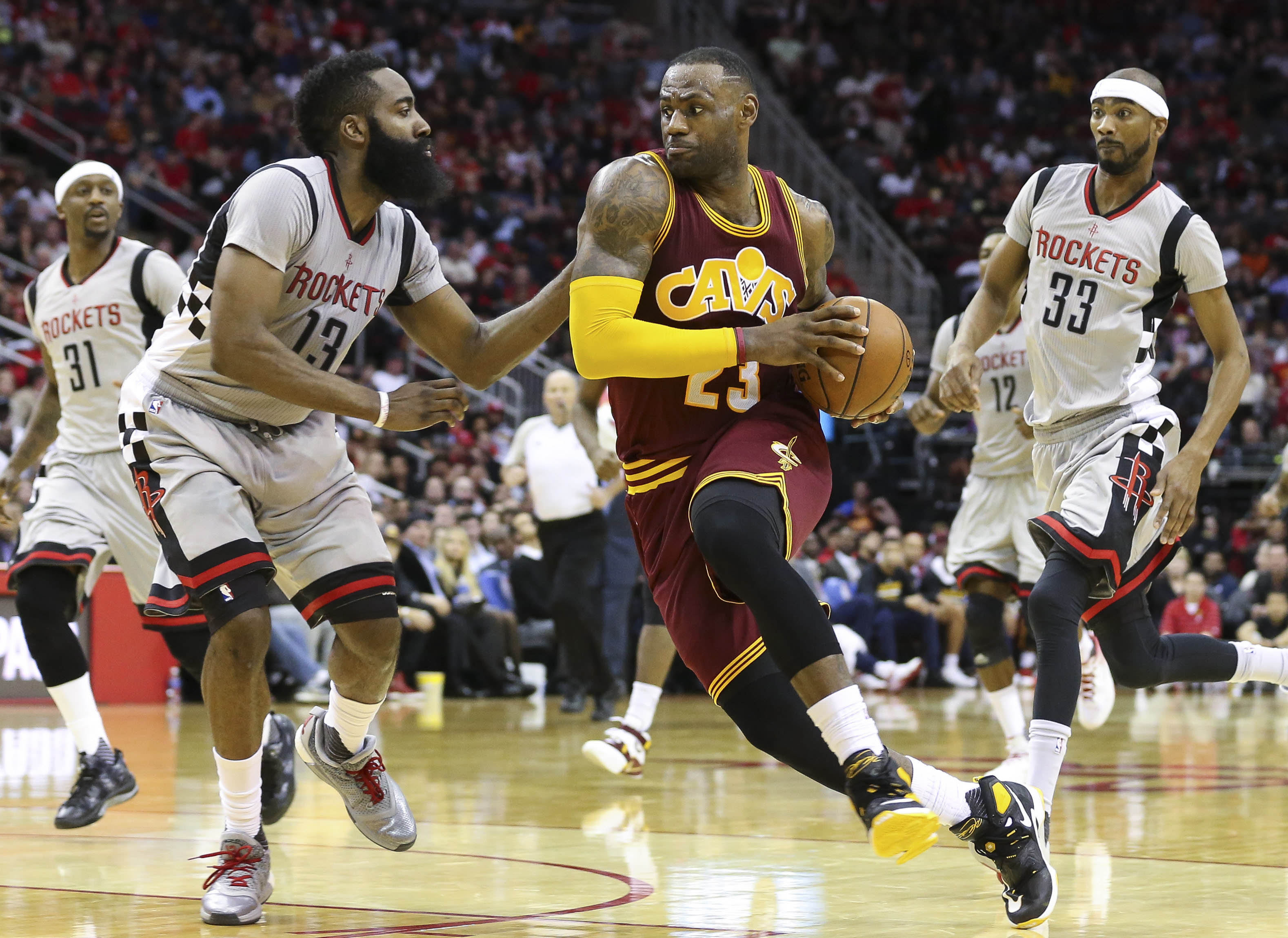 Cleveland Cavaliers: 3 Ways The Cleveland Cavaliers Can Defeat The Houston Rockets