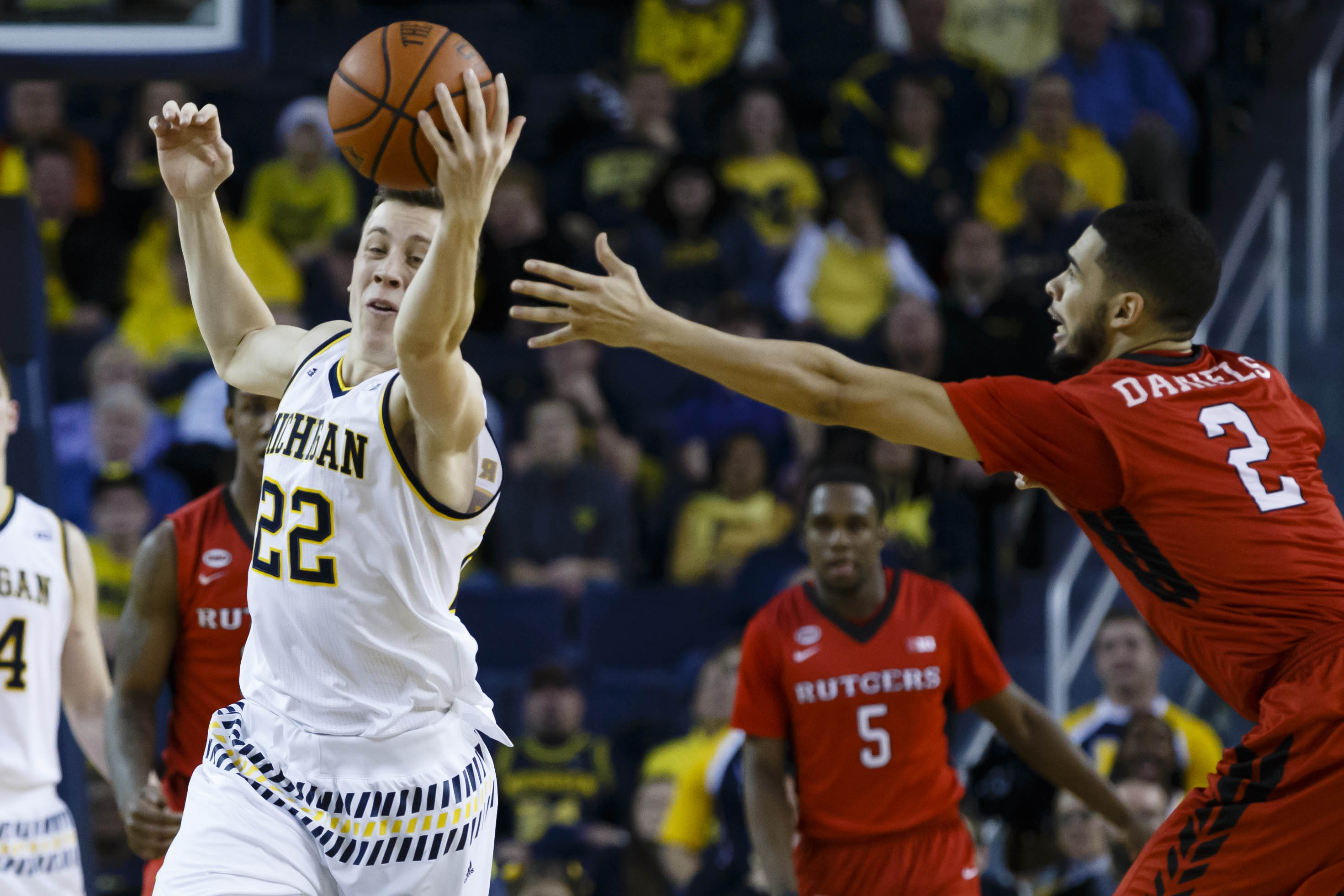 Michigan Basketball Will Probably Slap Rutgers In The FaceMichigan Basketball