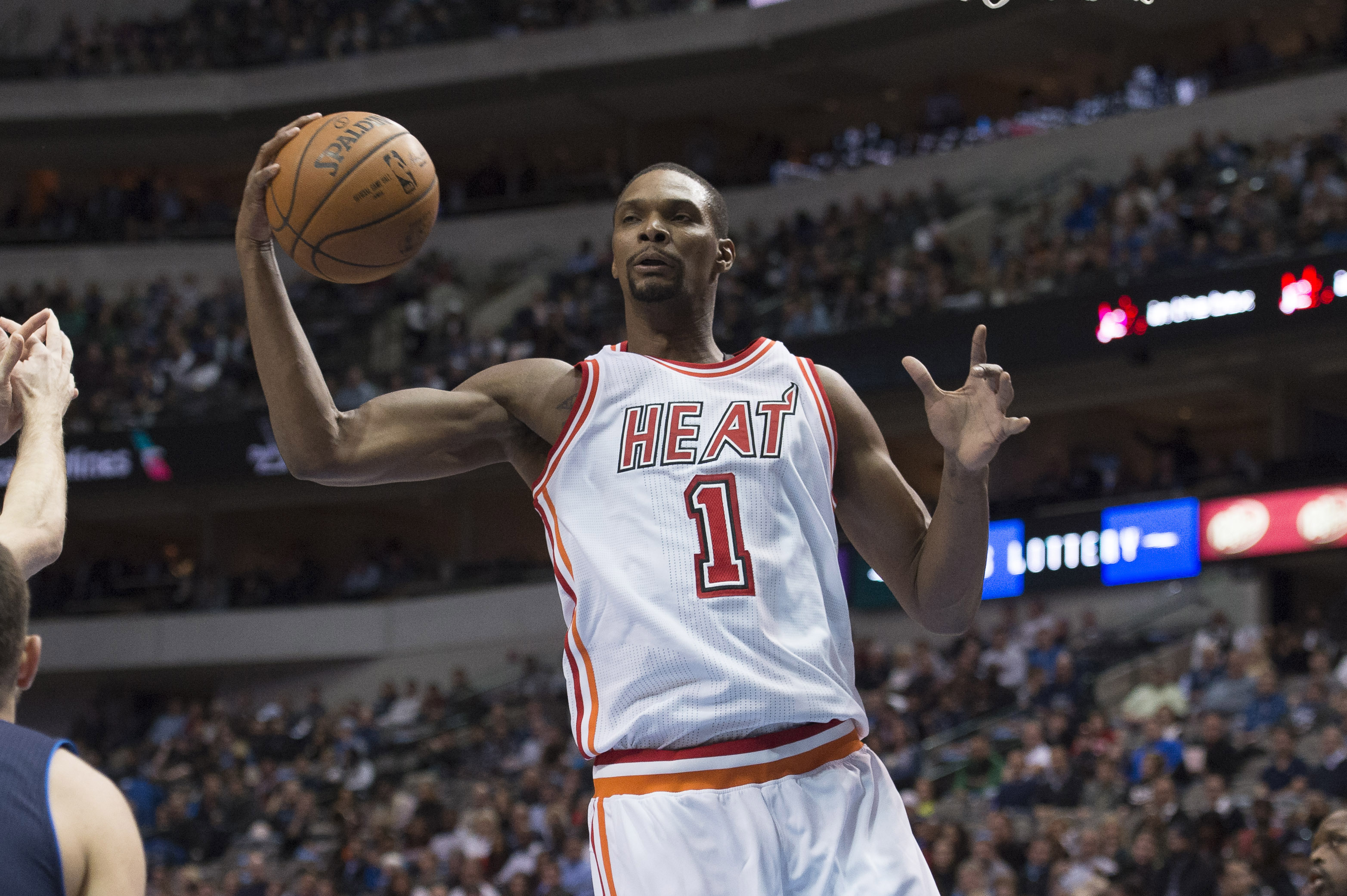 Ho houston rockets nba championship - If Healthy Chris Bosh Could Be The Houston Rockets Missing Puzzle Piece
