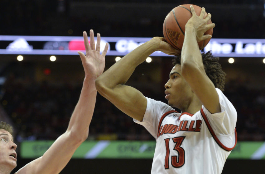 NCAA Basketball: Boston College at Louisville