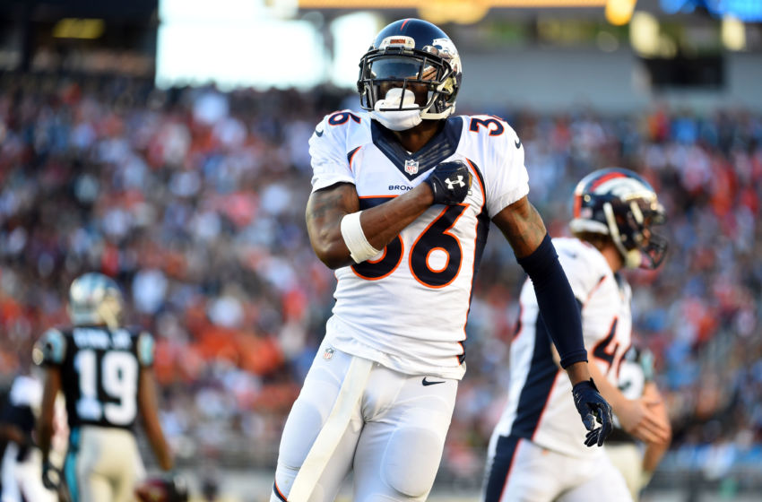 Kayvon Webster Denver Broncos