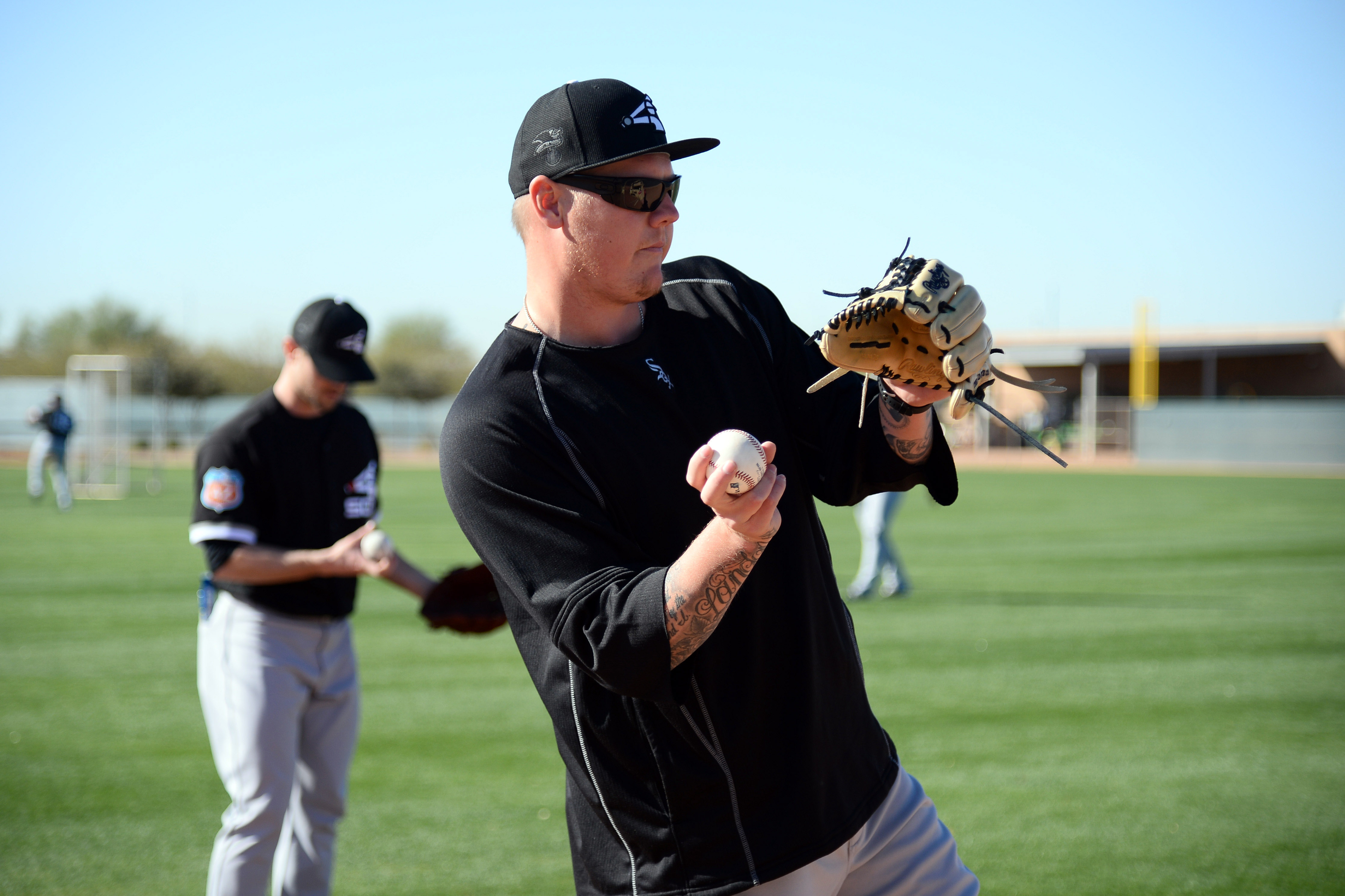 9137832-mlb-chicago-white-sox-workout