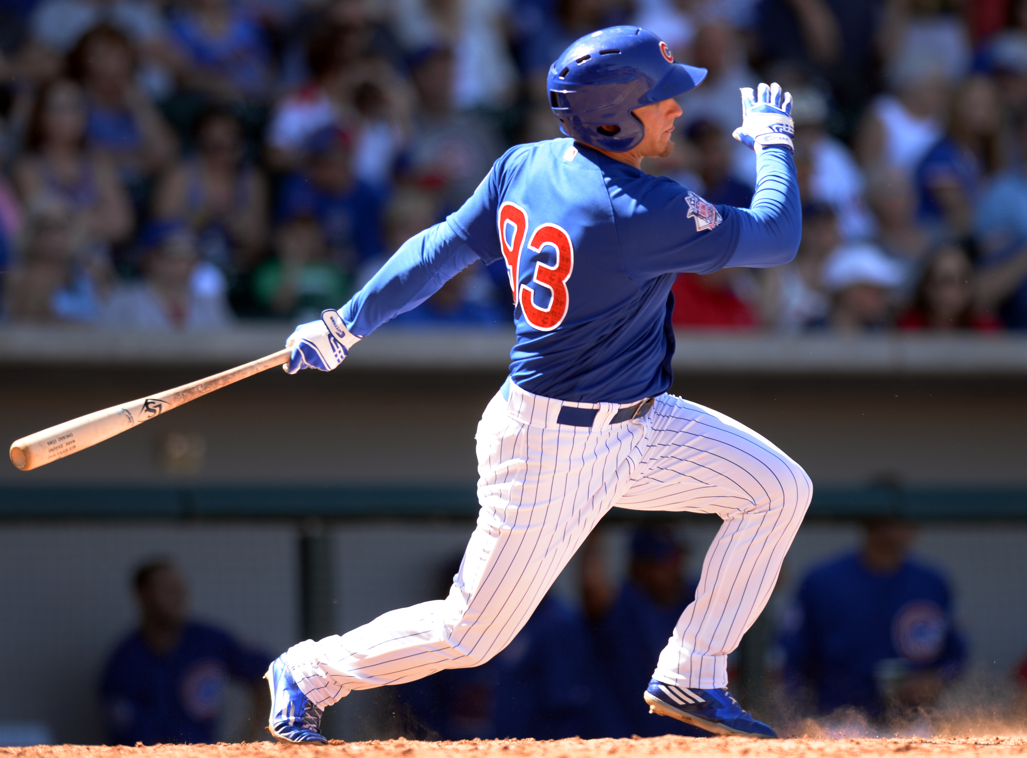 Chicago Cubs Minor League Players That Could Make An