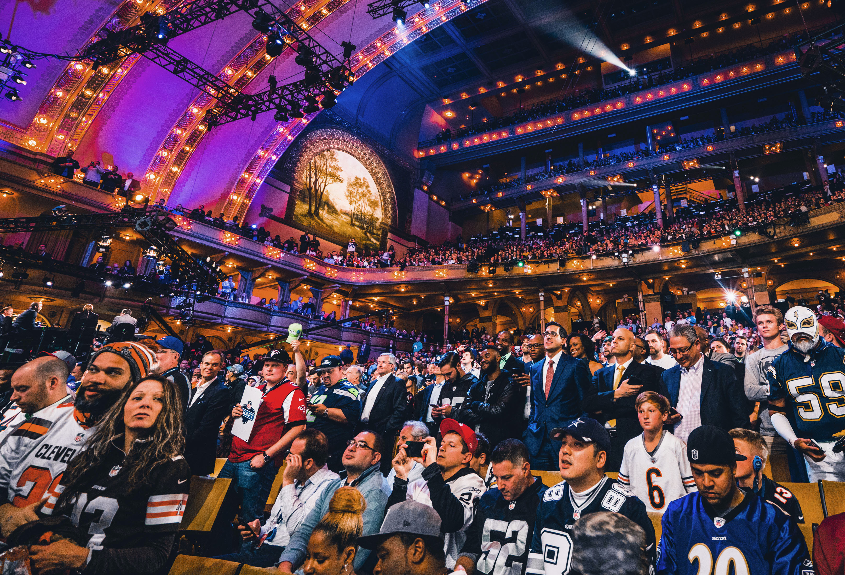 2017 Nfl Draft Thursday Tv Schedule Start Time Date And