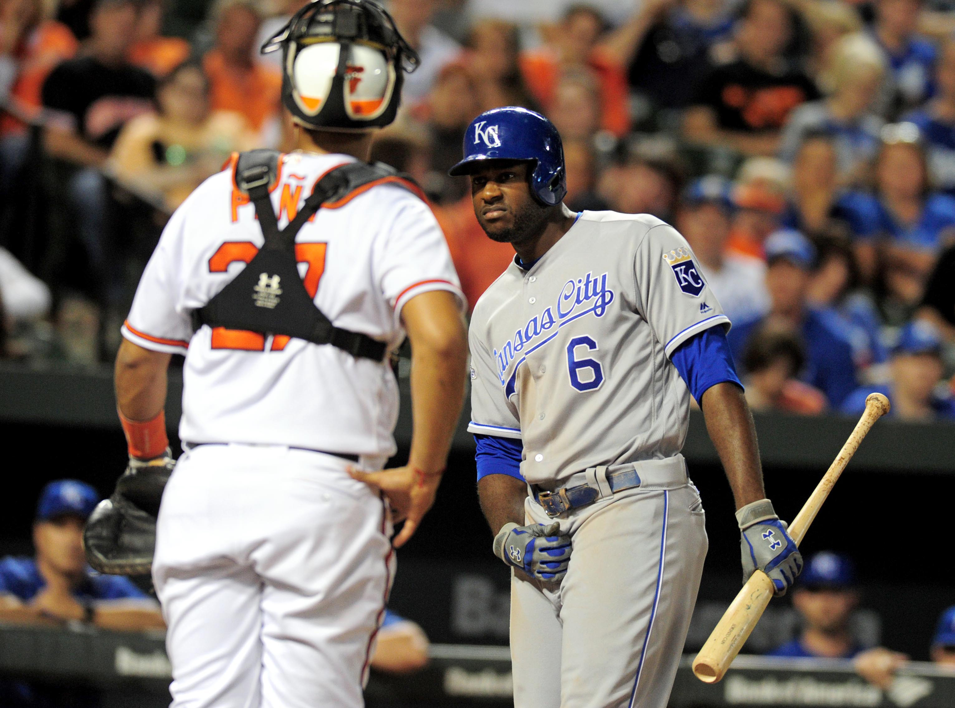 Nate Karns whiffs 12 as Royals outlast Orioles