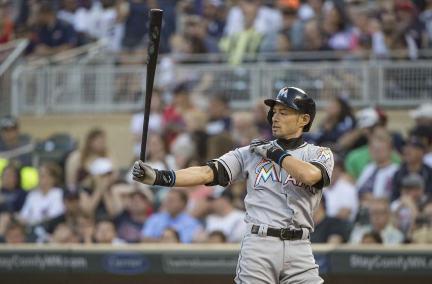 MLB: Miami Marlins at Minnesota Twins