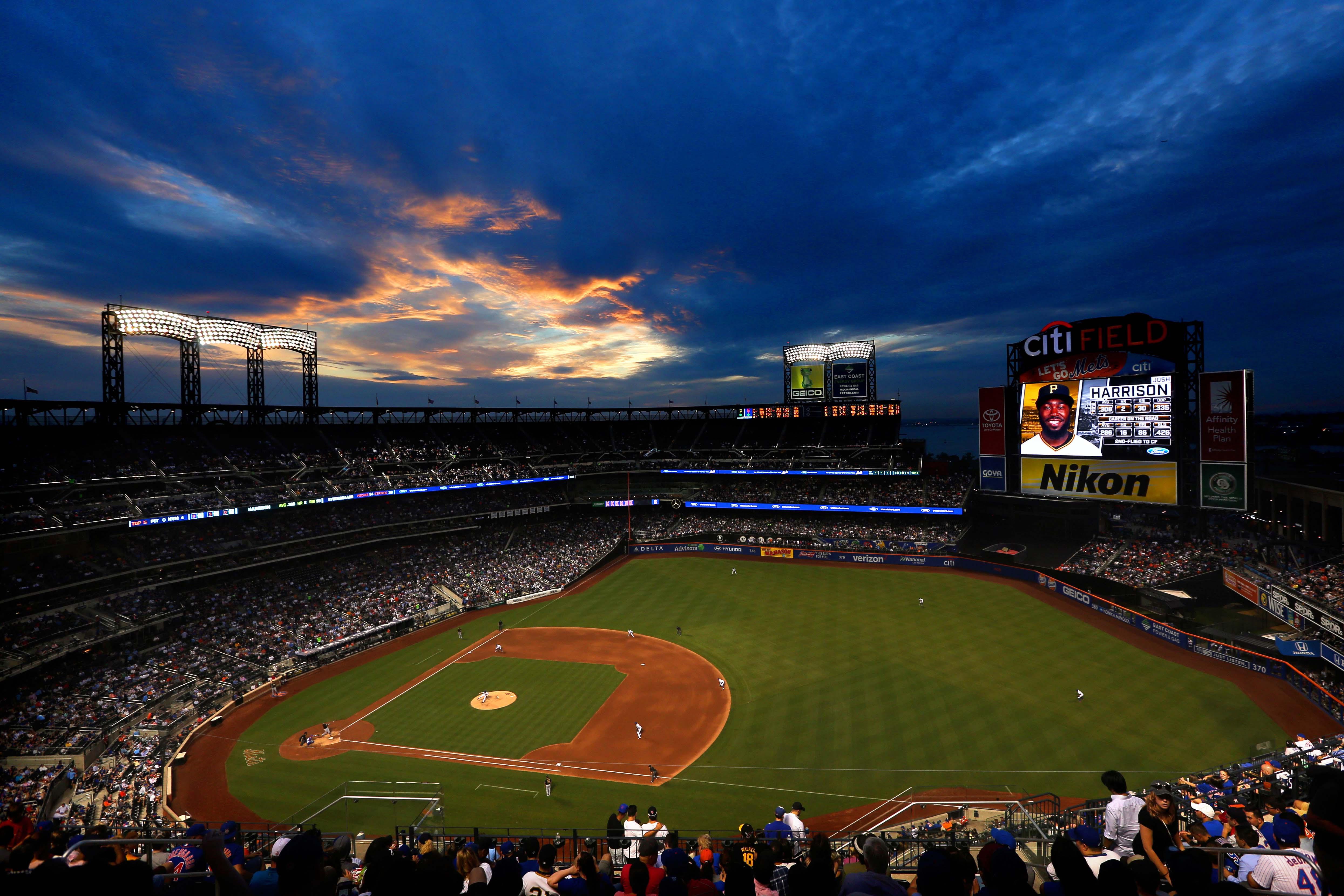 New York Mets Home Schedule
