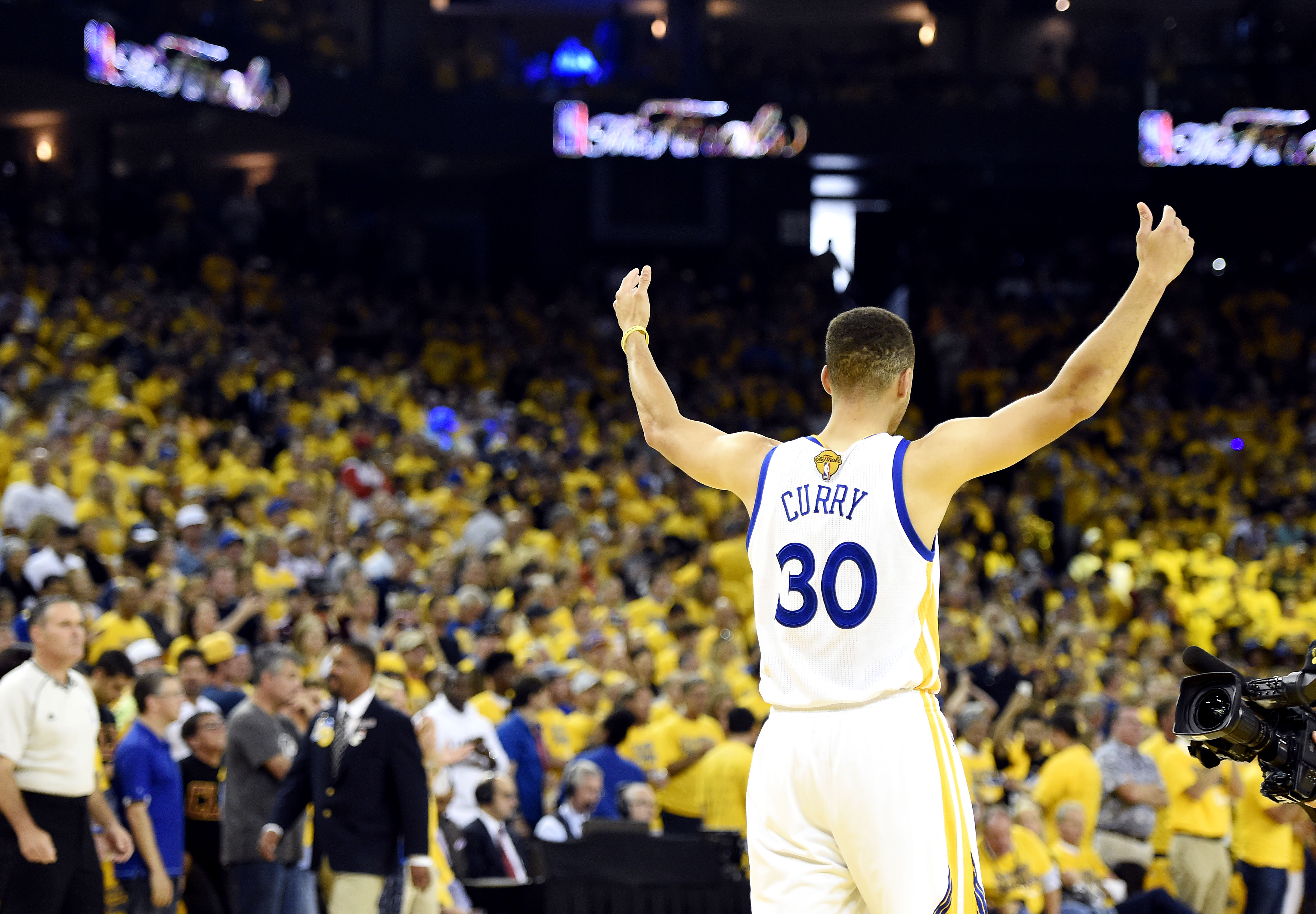 Golden State Warriors: Second Round TV Schedule