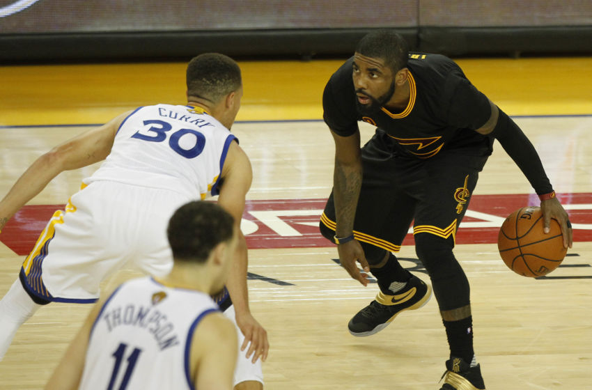 Warriors roll past Cavaliers in NBA Finals opener