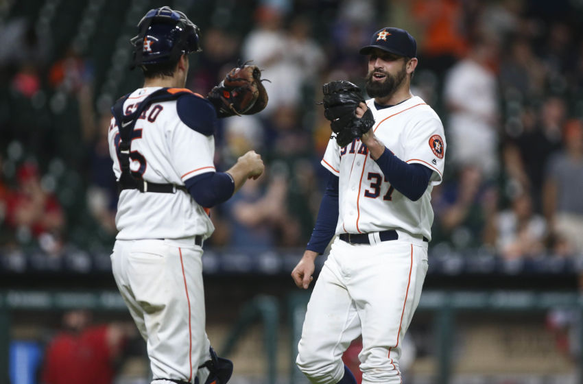 Neshek Is a Setup Man Who Can Also Close. Photo by Troy Taormina - USA TODAY Sports.