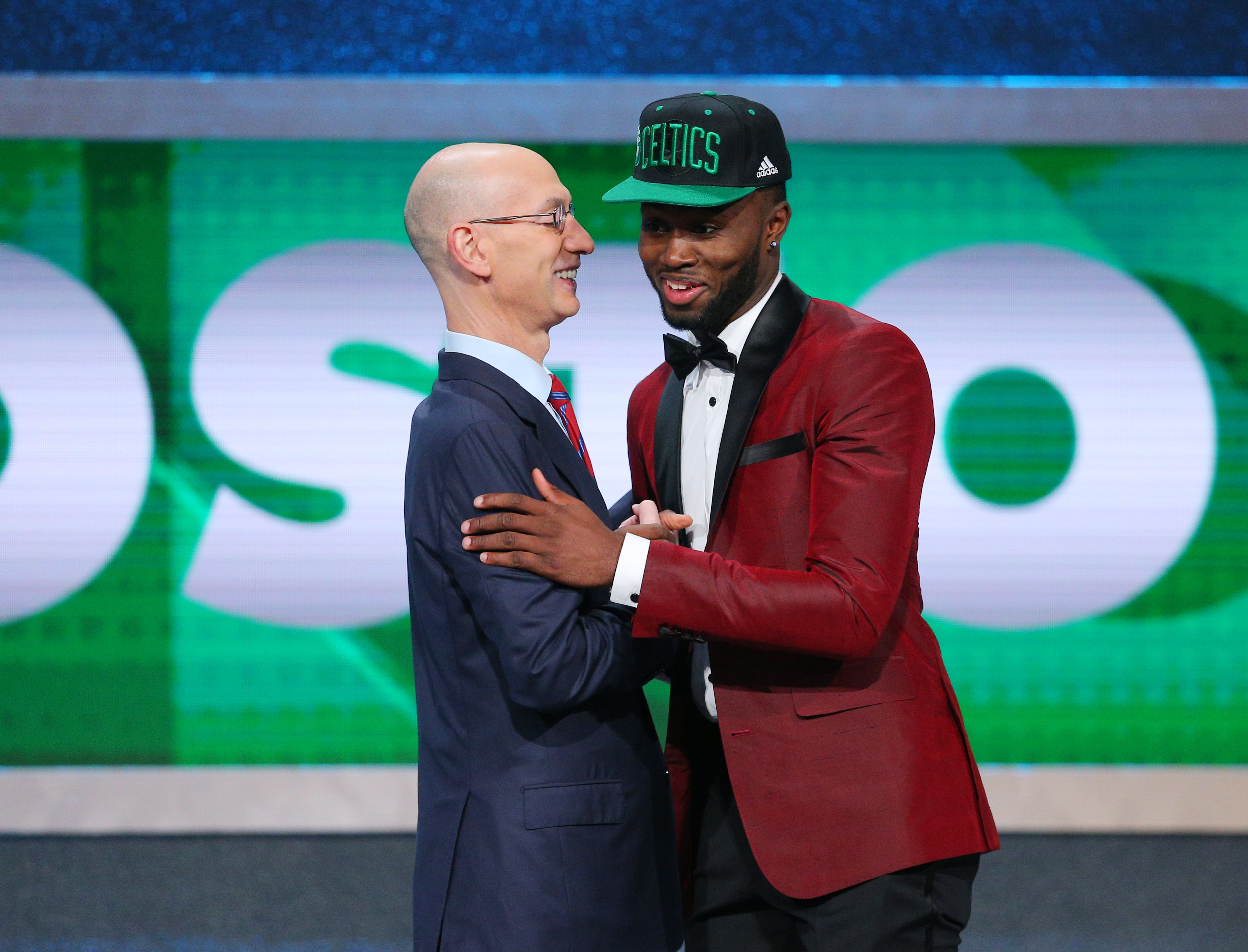 breaking the nba draft lottery odds for the boston