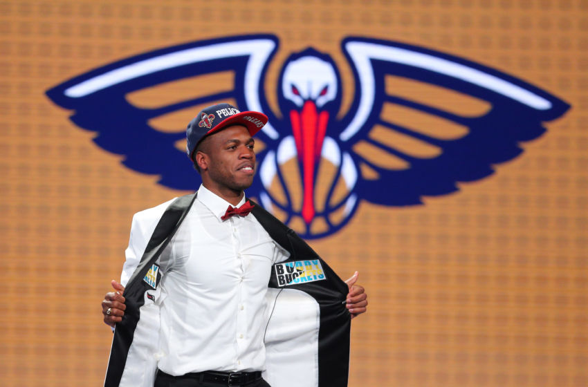 The New Orleans Pelicans have just a four percent chance of landing a top-3 selection in the 2017 NBA Draft.