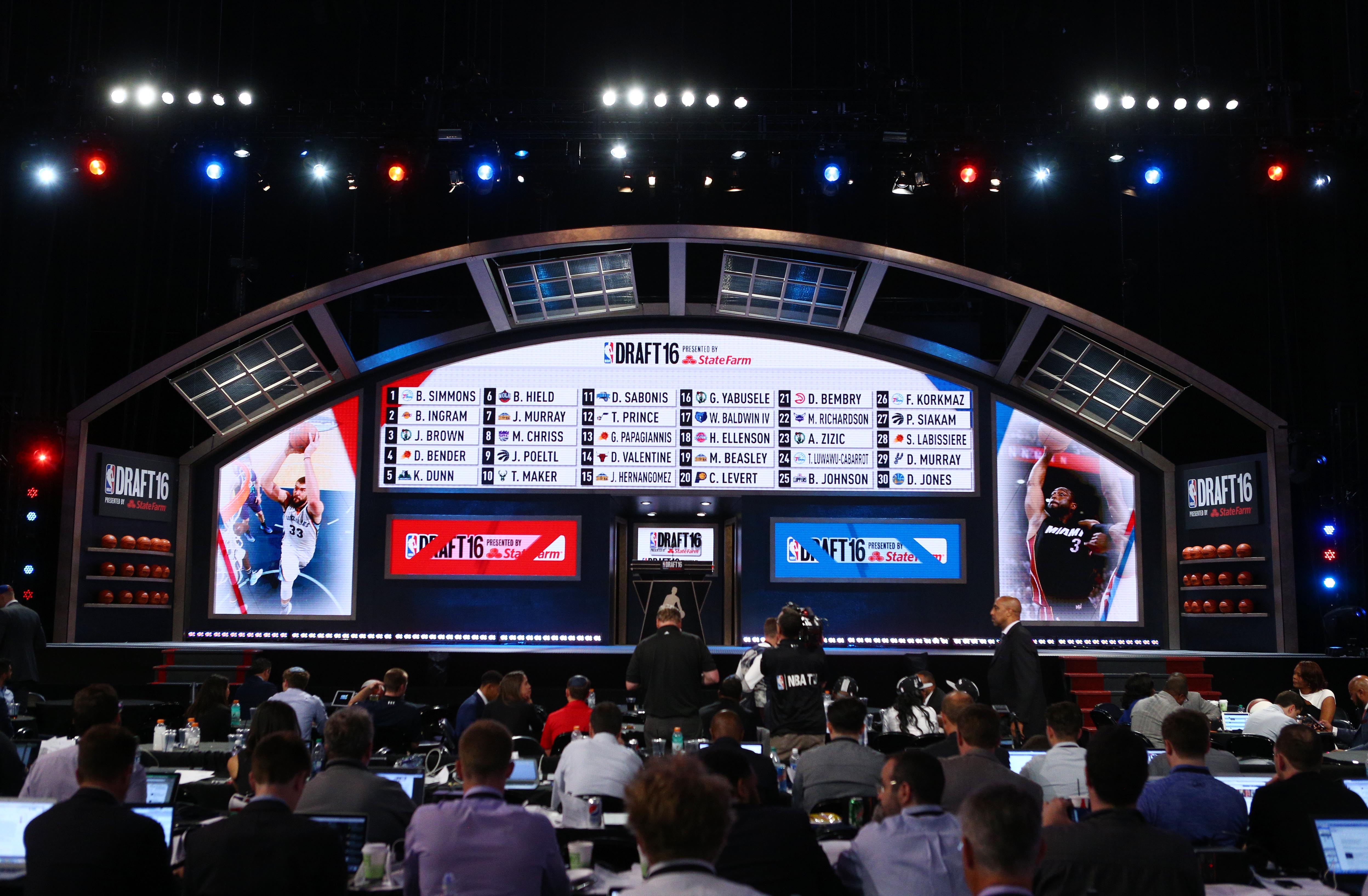 Nba Draft: NBA Draft 2017: 5 Potential Second Round Steals