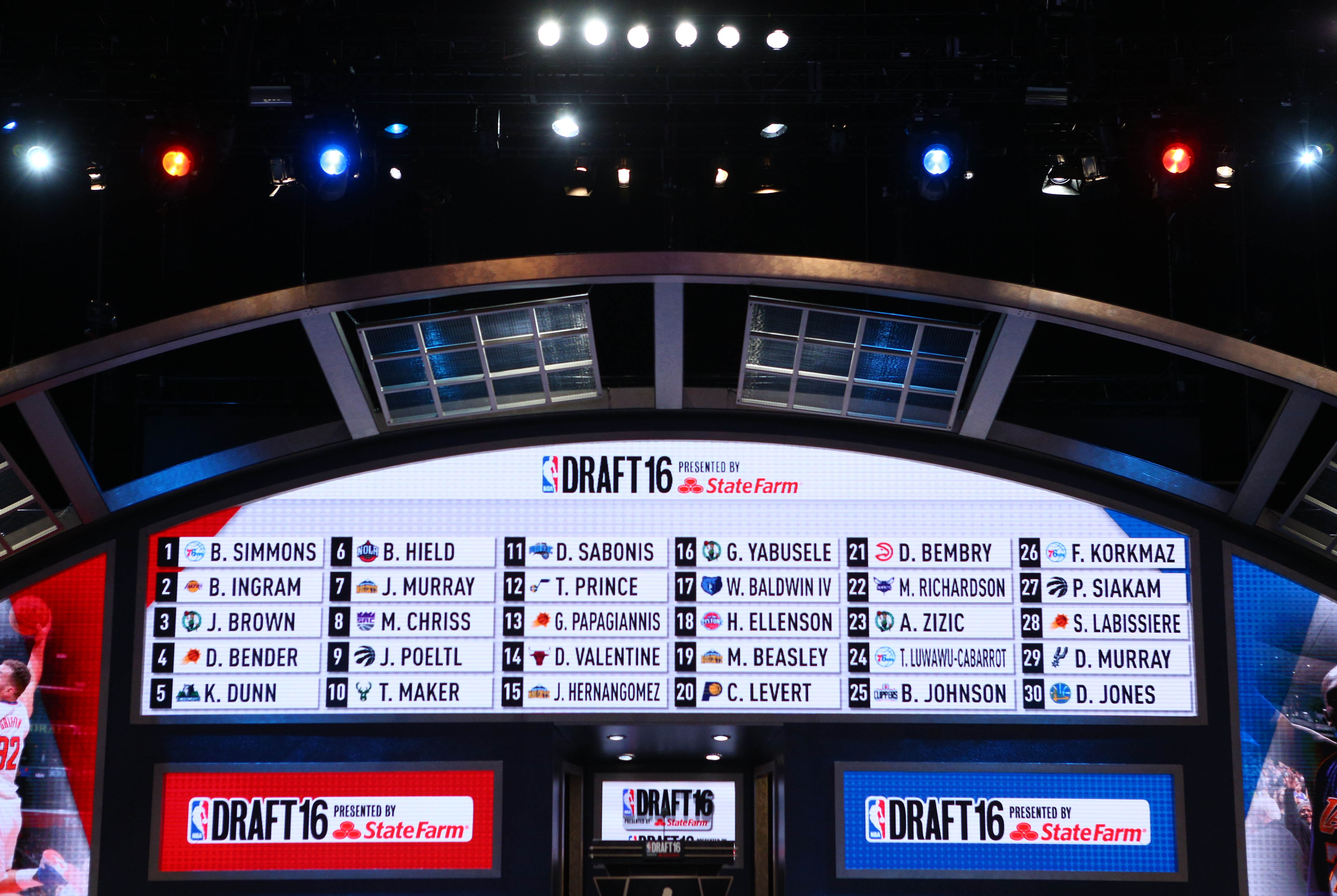 2017 NBA Draft How the Bulls can use their two picks to address needs – Depth Chart Nba