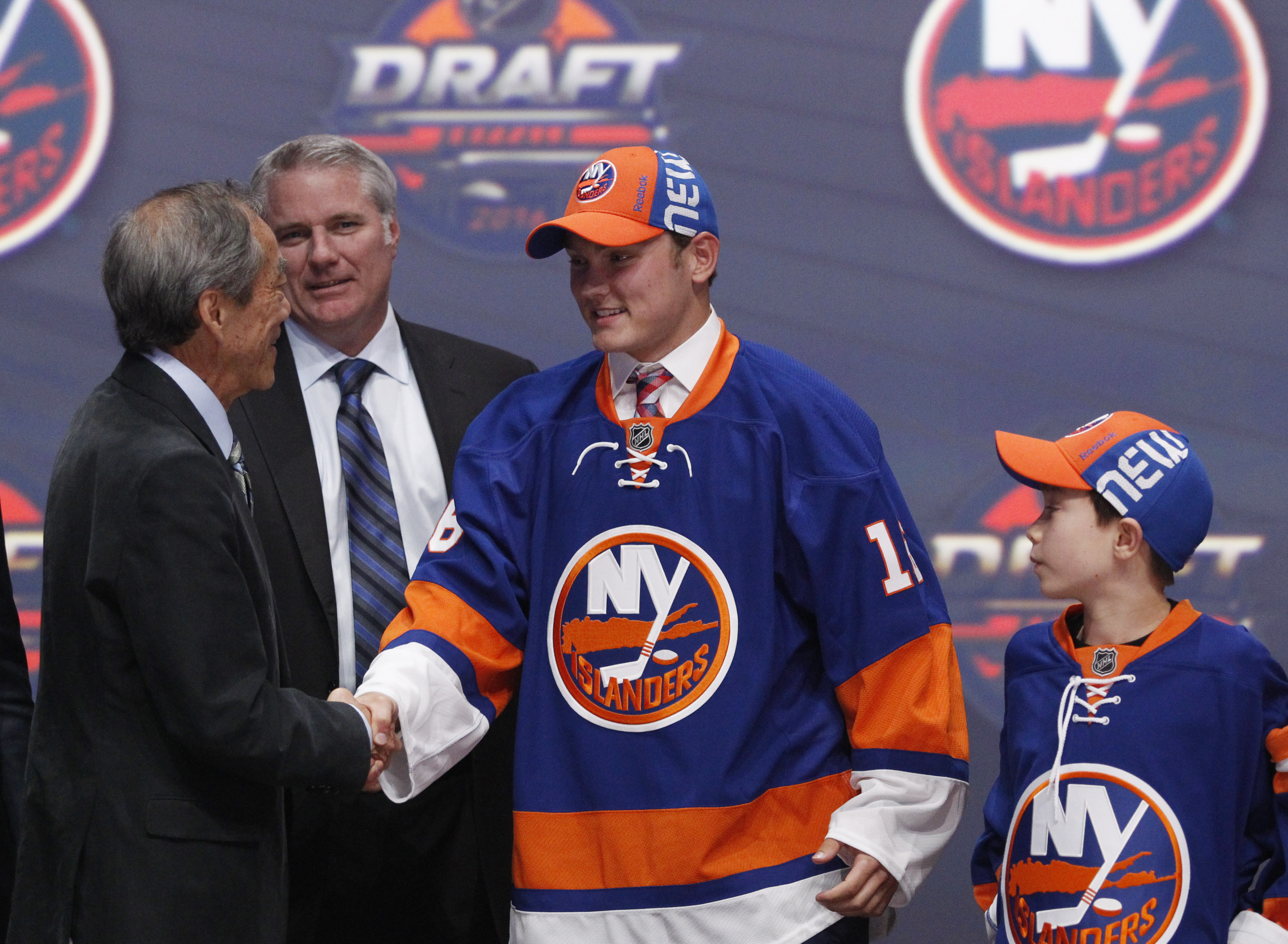 New York Islanders Bellows