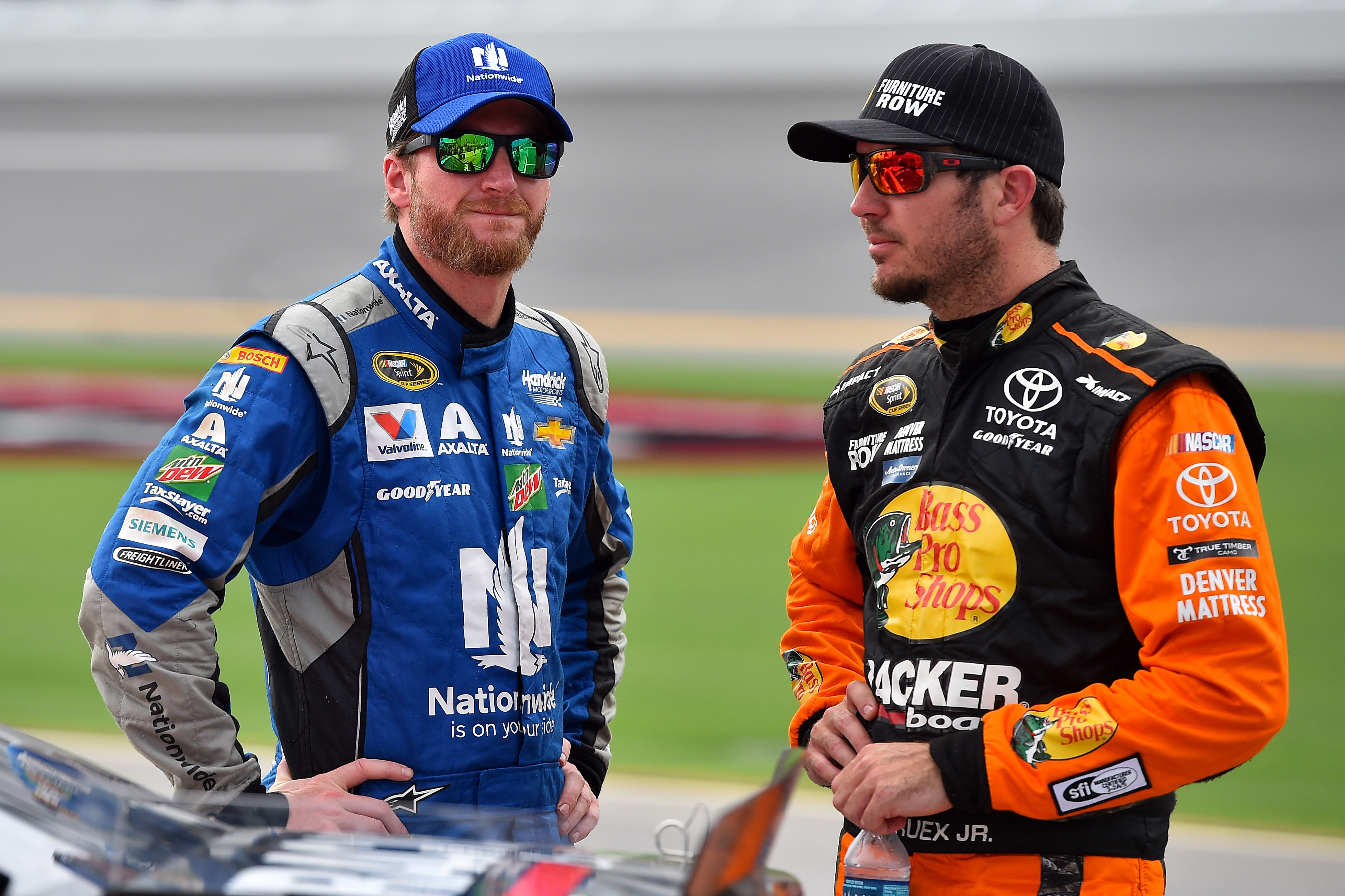 nascar five drivers most likely to disappoint in 2017 fox sports. Black Bedroom Furniture Sets. Home Design Ideas