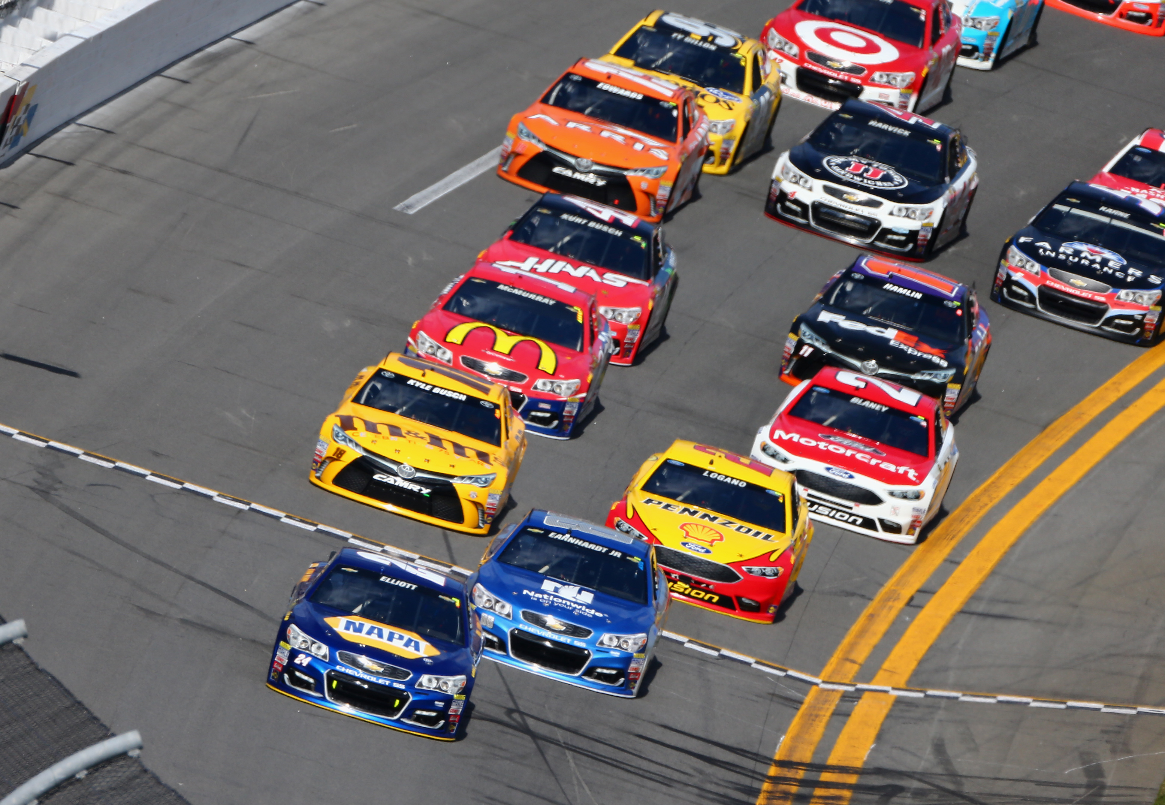 NASCAR: A Fan's Guide To All Of The Changes Made Ahead Of ...