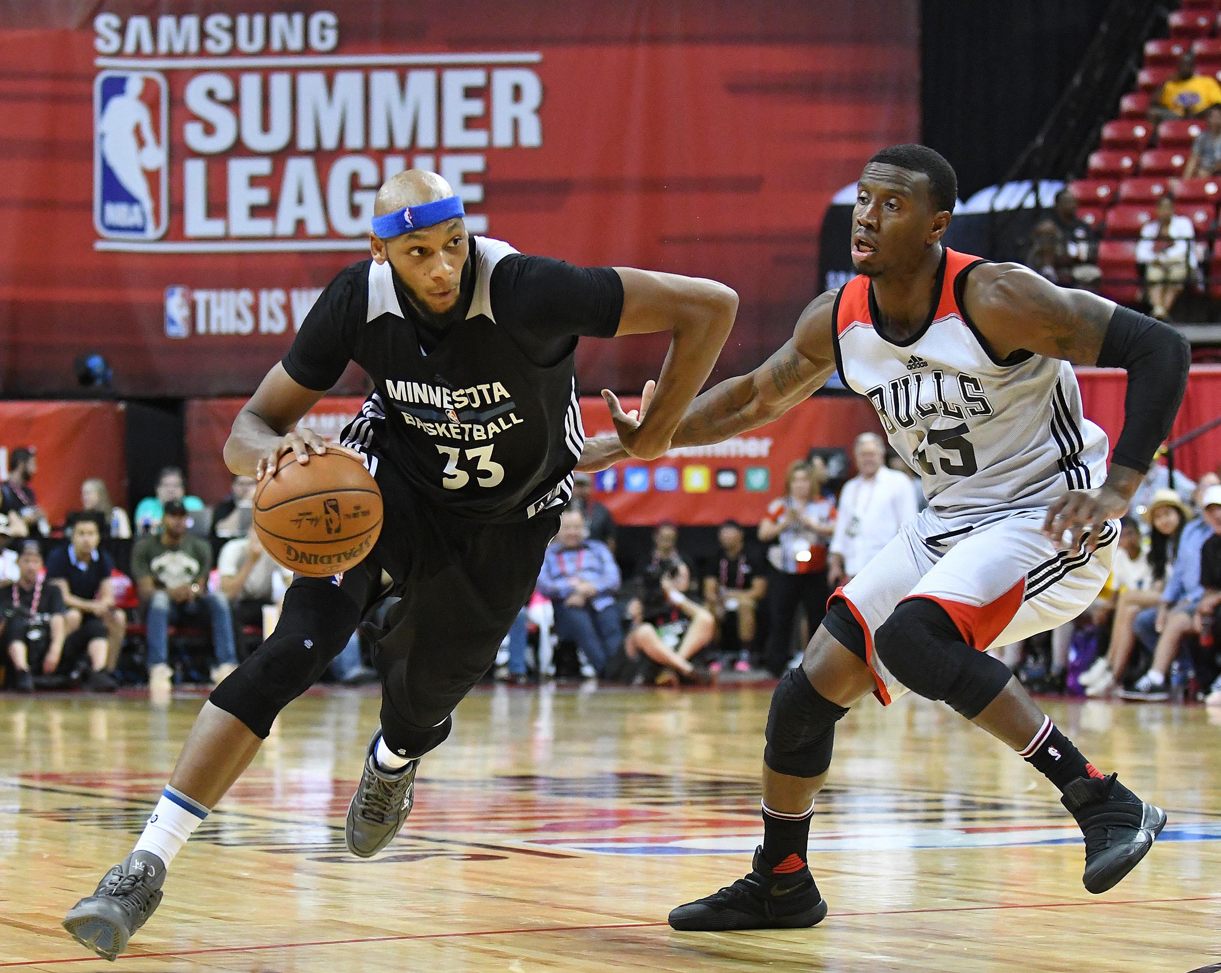 2017 NBA Summer League: OKC Thunder prepare for Orlando