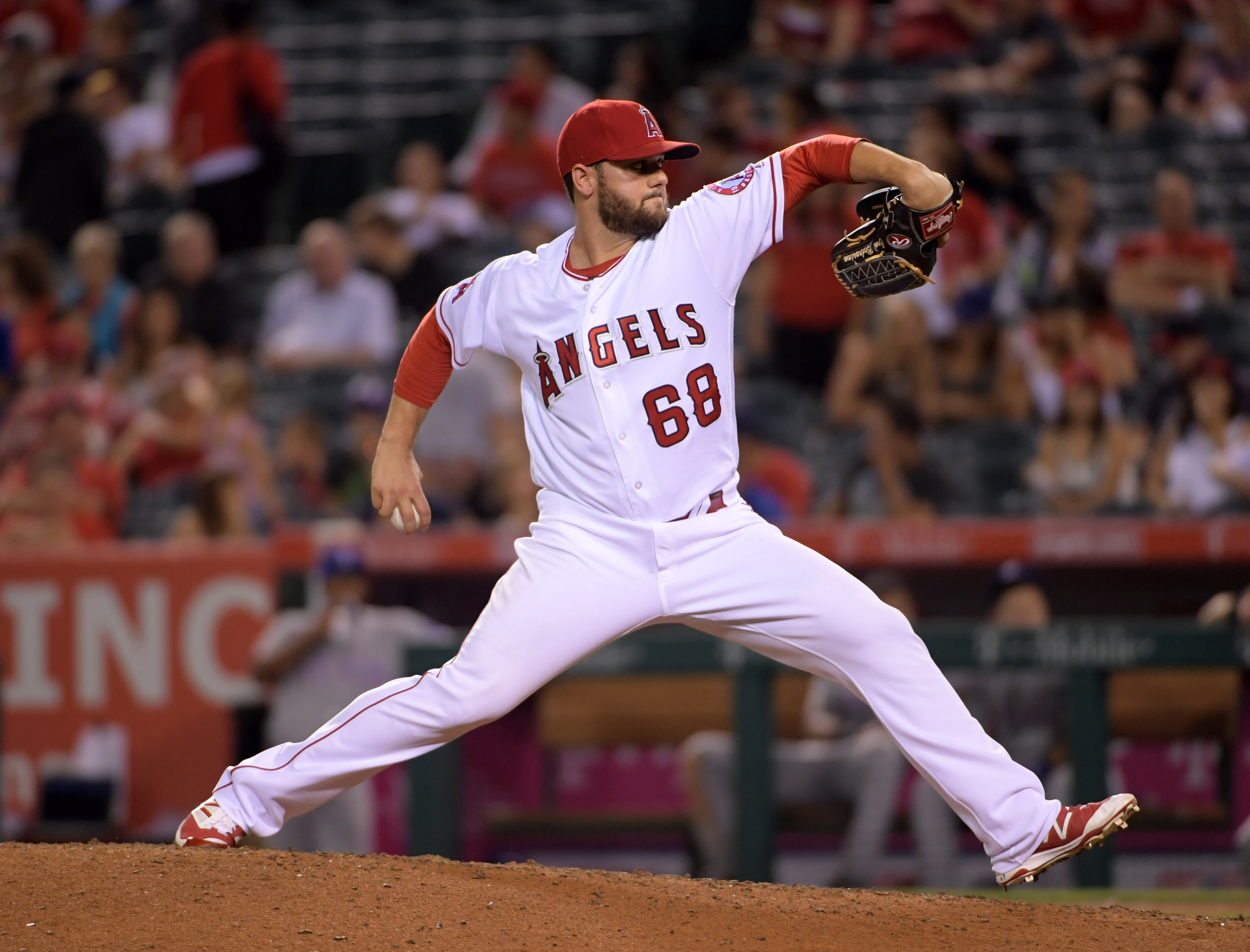 Cam Bedrosian is one of baseball's best young closers