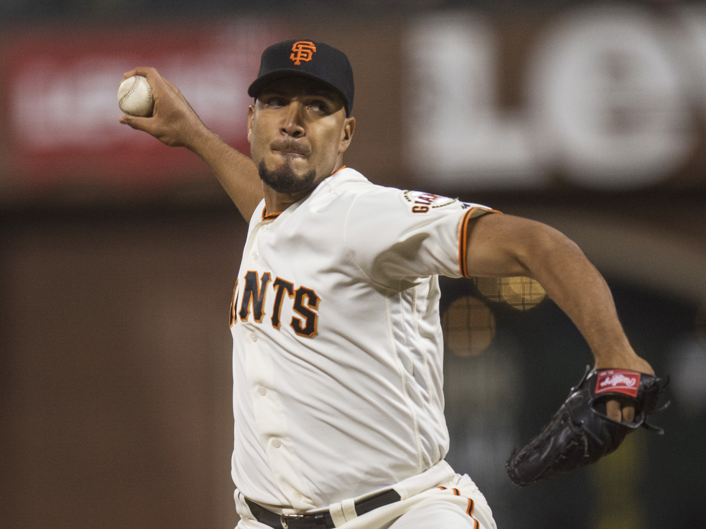 Is Albert Suarez the San Francisco Giants fifth starter in 2017?