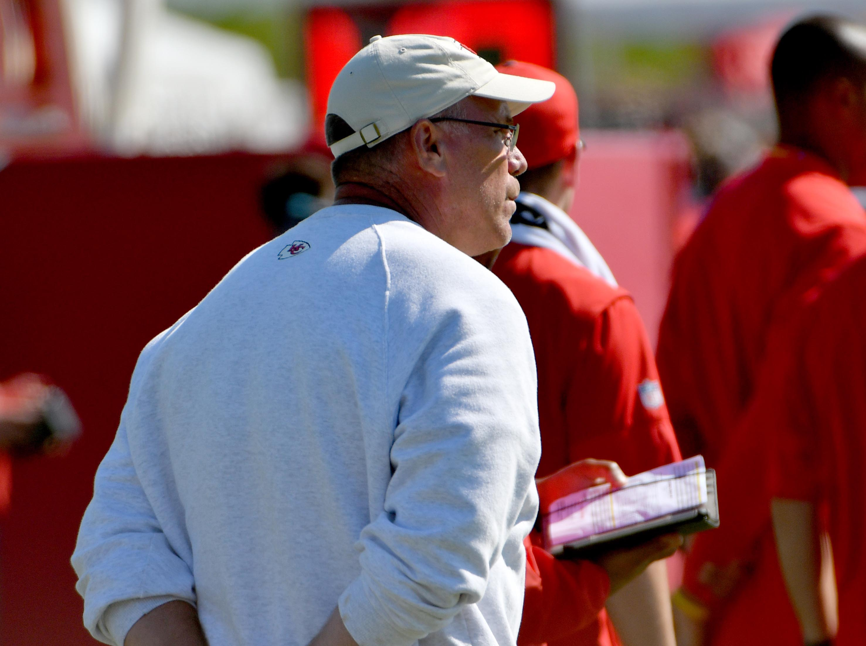 Why the Chiefs fired general manager John Dorsey