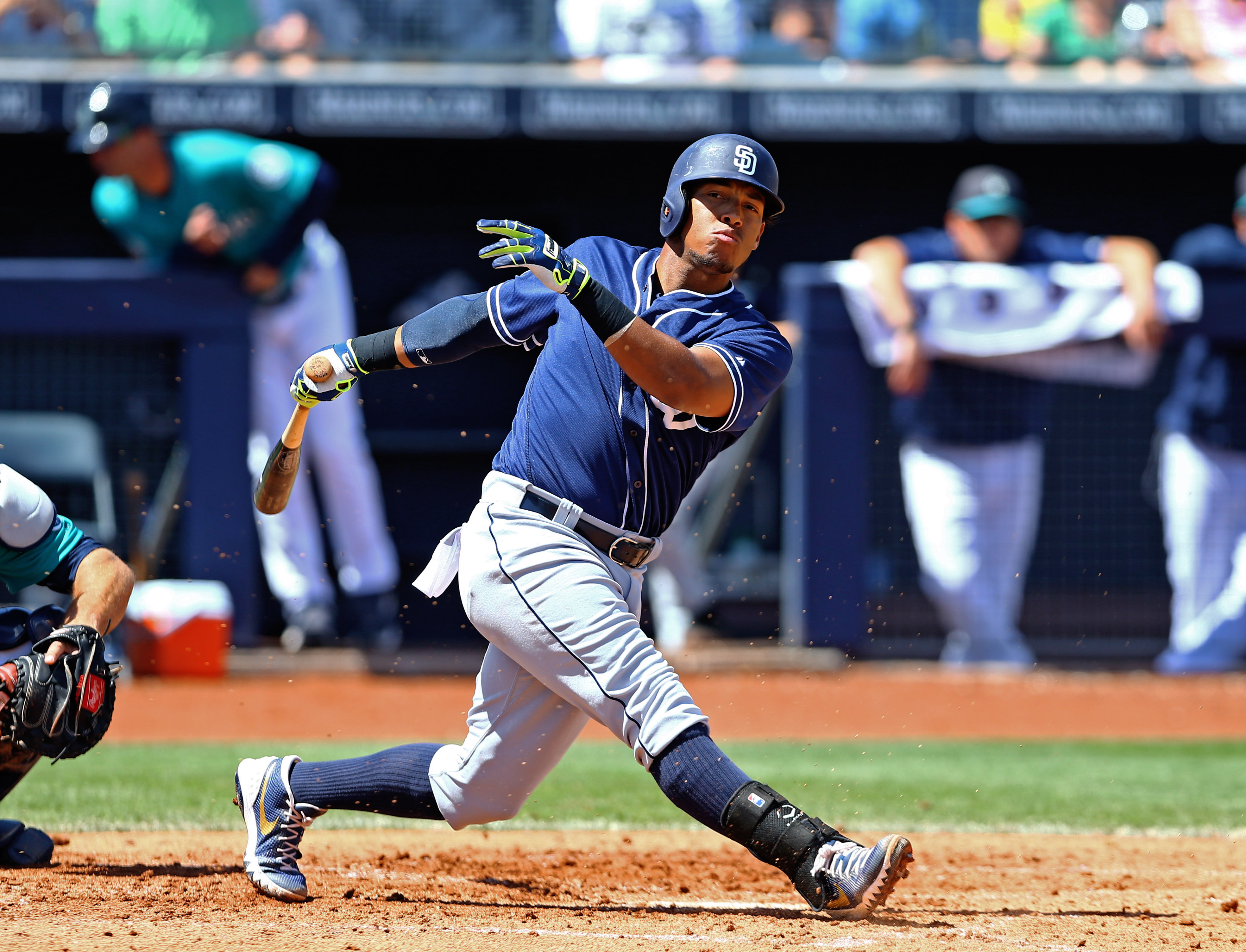 9429210-mlb-spring-training-san-diego-padres-at-seattle-mariners