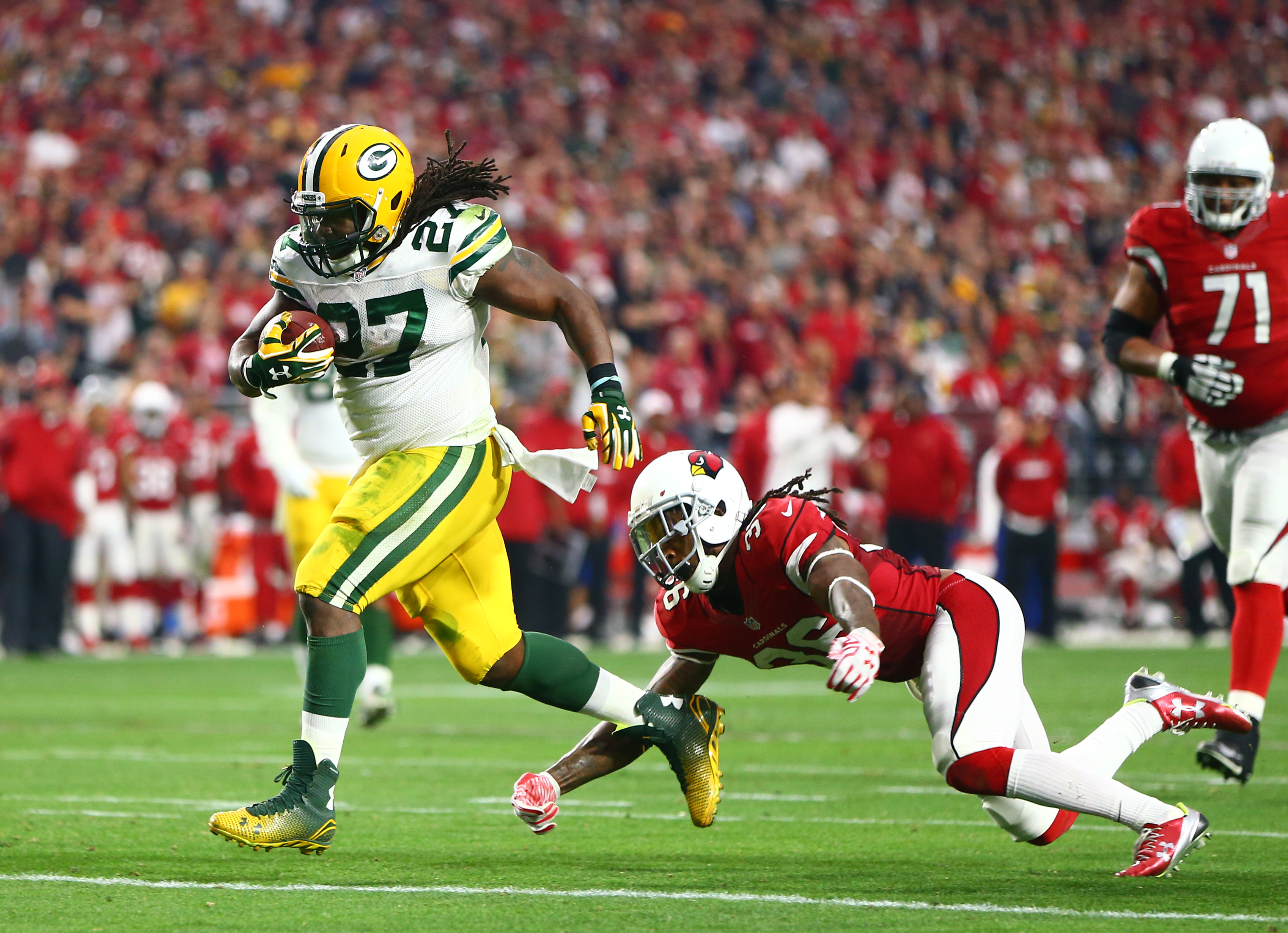 Seattle Seahawks Eddie Lacy earns $55K after weighing in