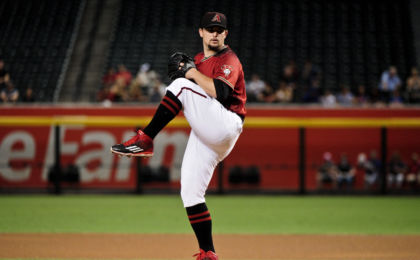 Walker strikes out 11, Diamondbacks beat Padres 6-2