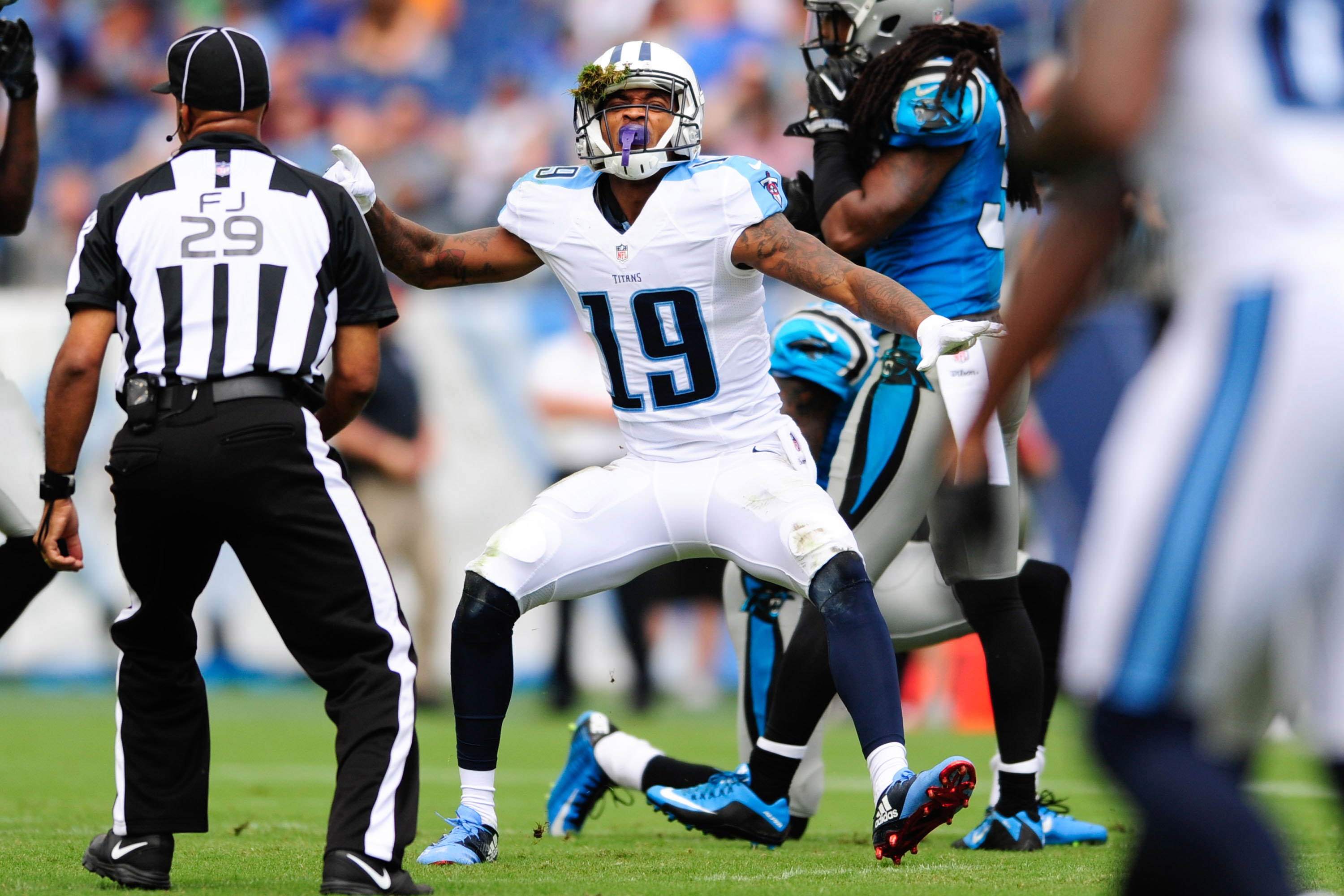 9491163-nfl-preseason-carolina-panthers-at-tennessee-titans