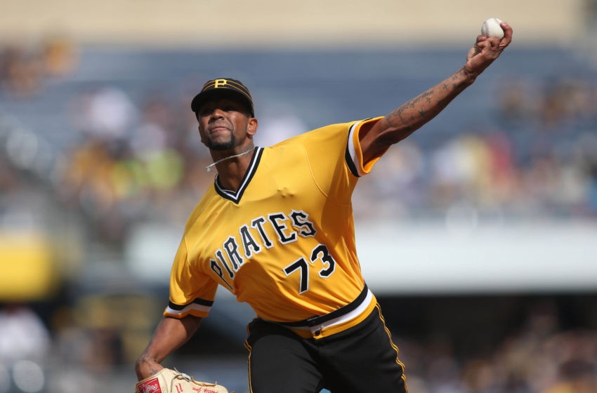 Pittsburgh Pirates 2017 ZiPS Projections: The Bullpen Felipe Rivero