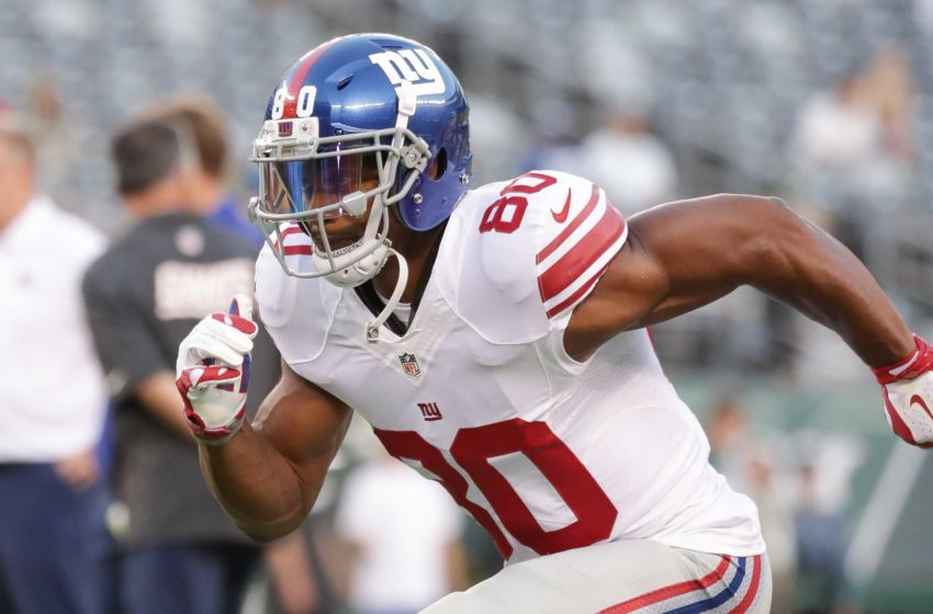 Victor Cruz New York Giants