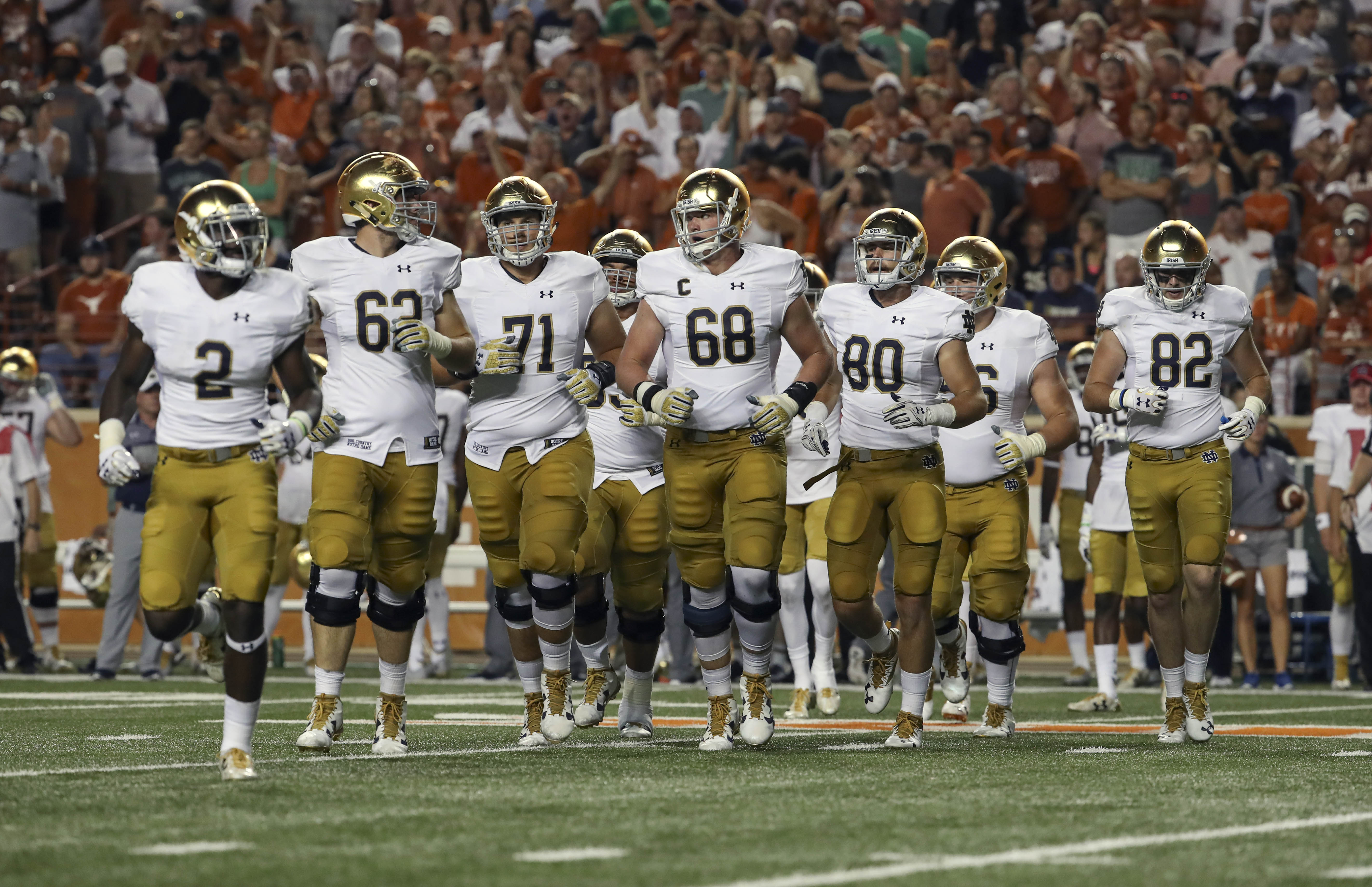 notre dame football - photo #4