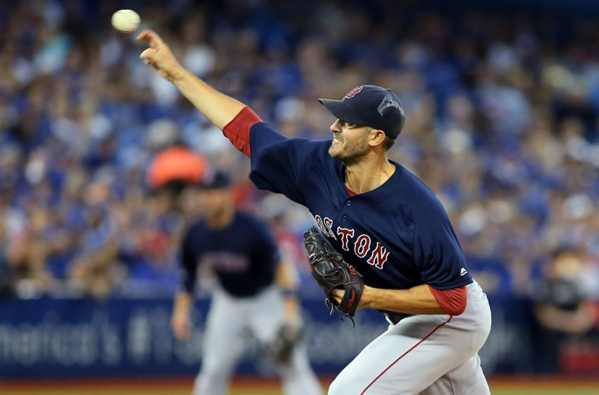 Red Sox vs Blue Jays lineup: Porcello starts and Pedroia is back