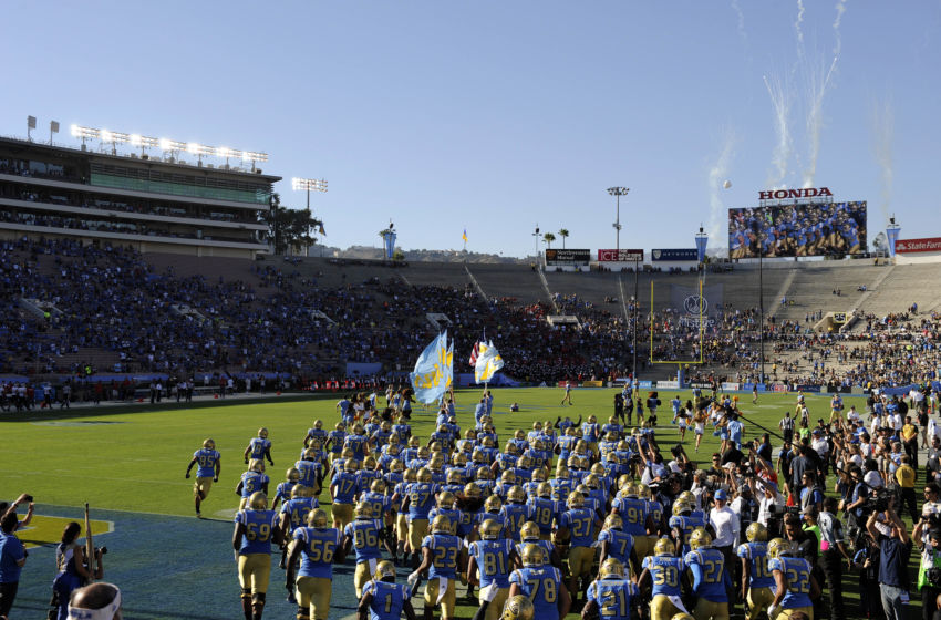 NCAA Football: UNLV at UCLA