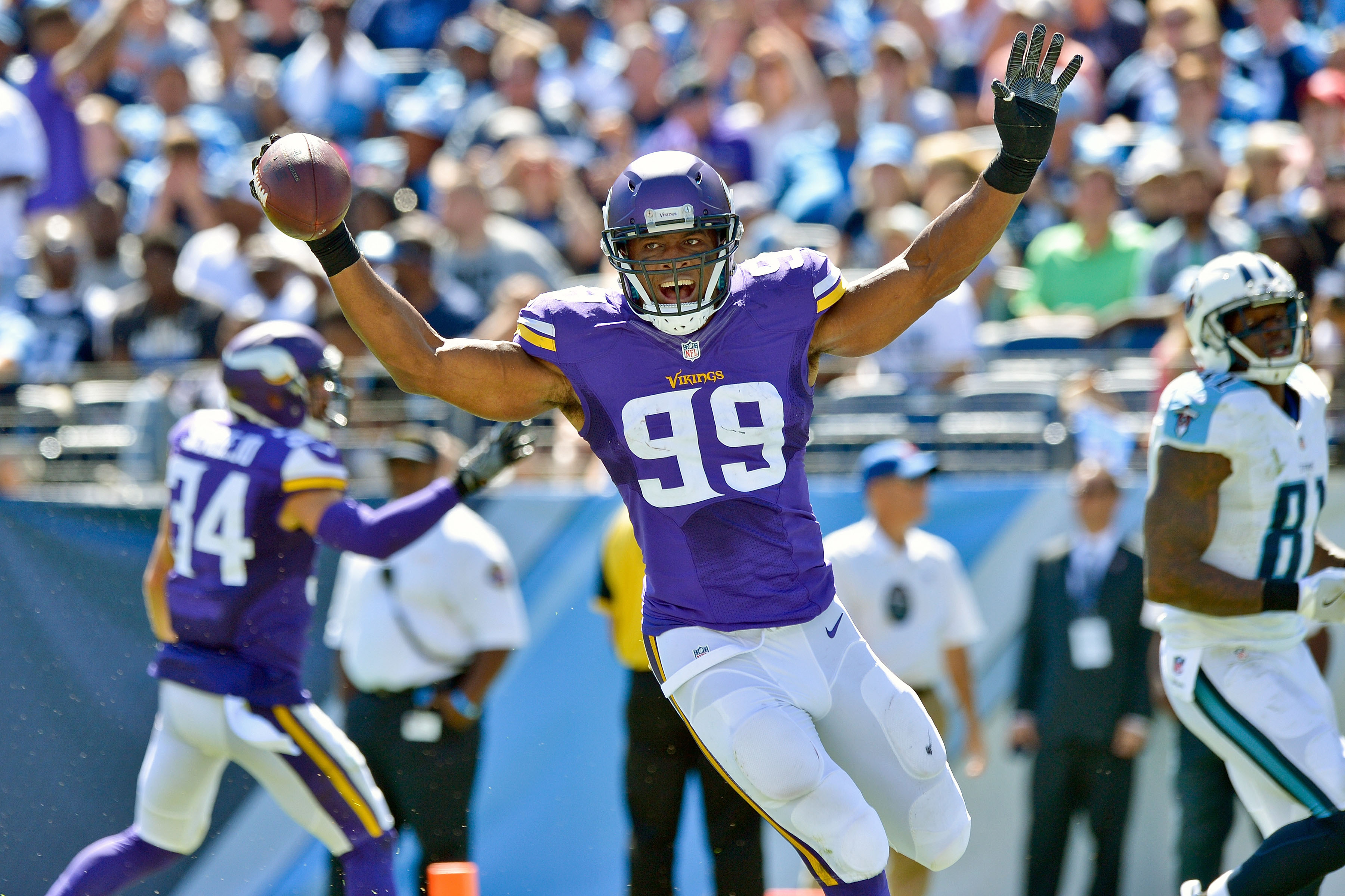 Minnesota Vikings 5 Reasons why team could win Super Bowl 52