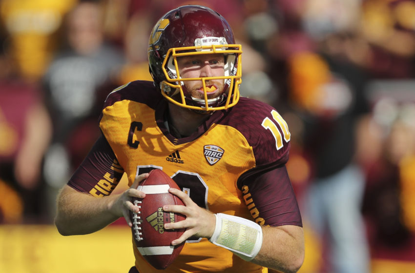 Cooper Rush 2017 NFL Draft