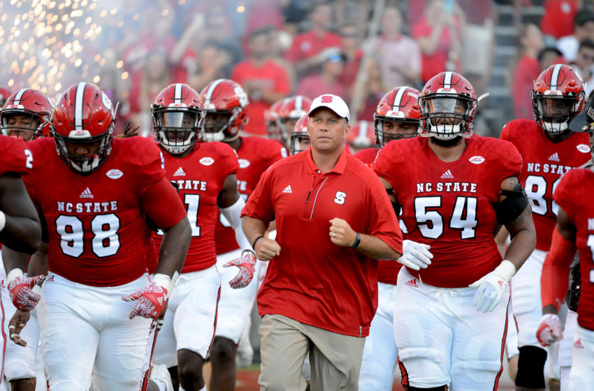 NCAA Football: Old Dominion at North Carolina State