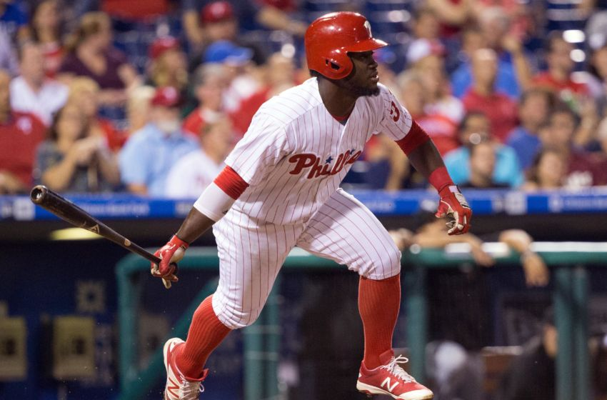 Phillies score 12 runs in 1st inning against Nationals