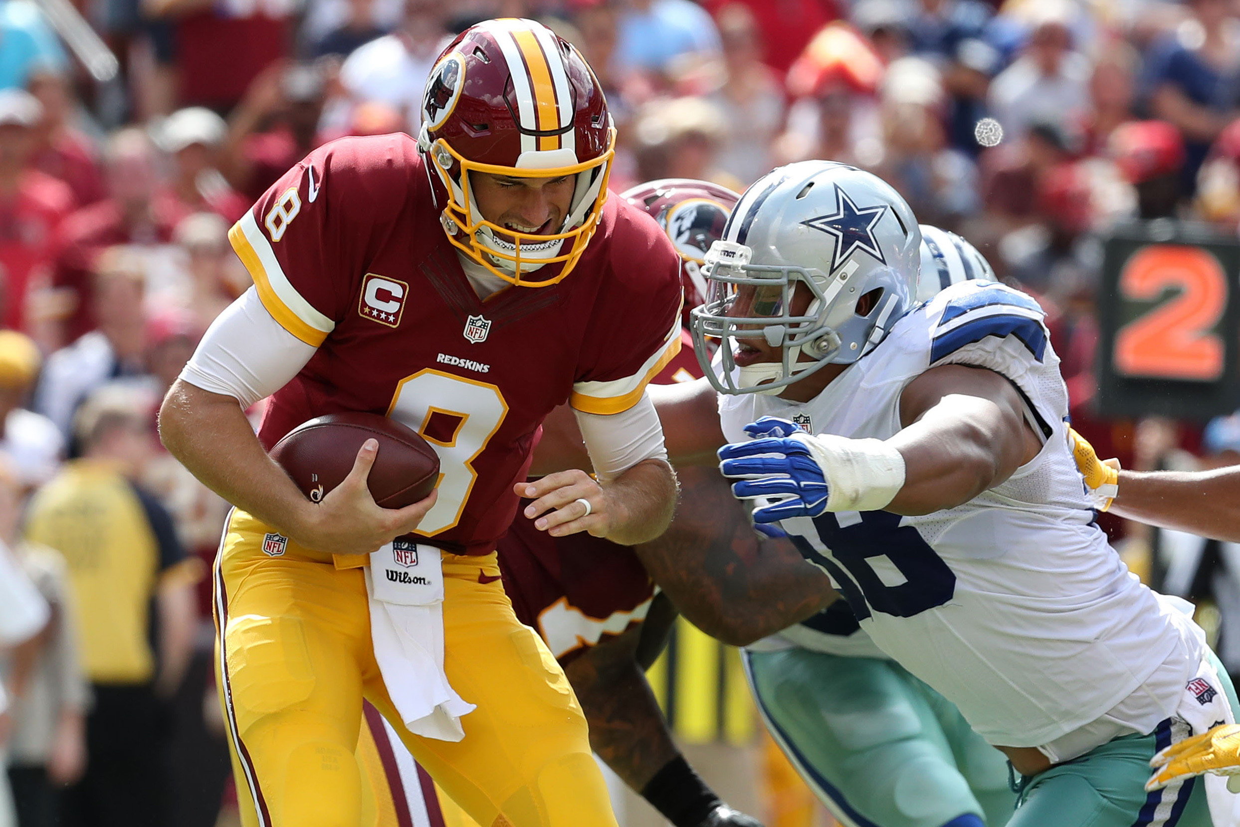 Kirk Cousins: 'I Am Looking Forward To Getting Back To Work'