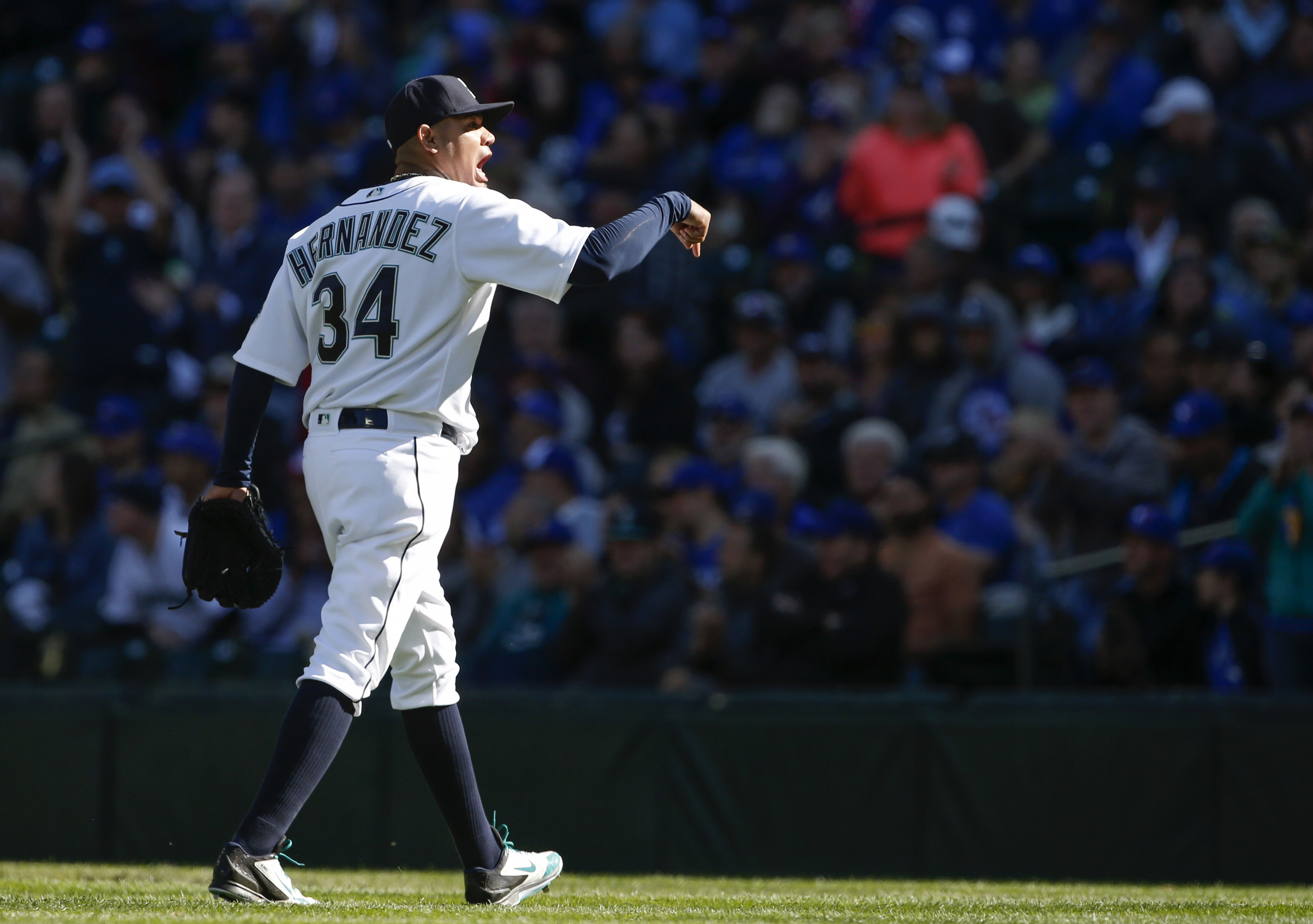 Seattle Mariners 40th Anniversary All-Time Roster: The Pitcher