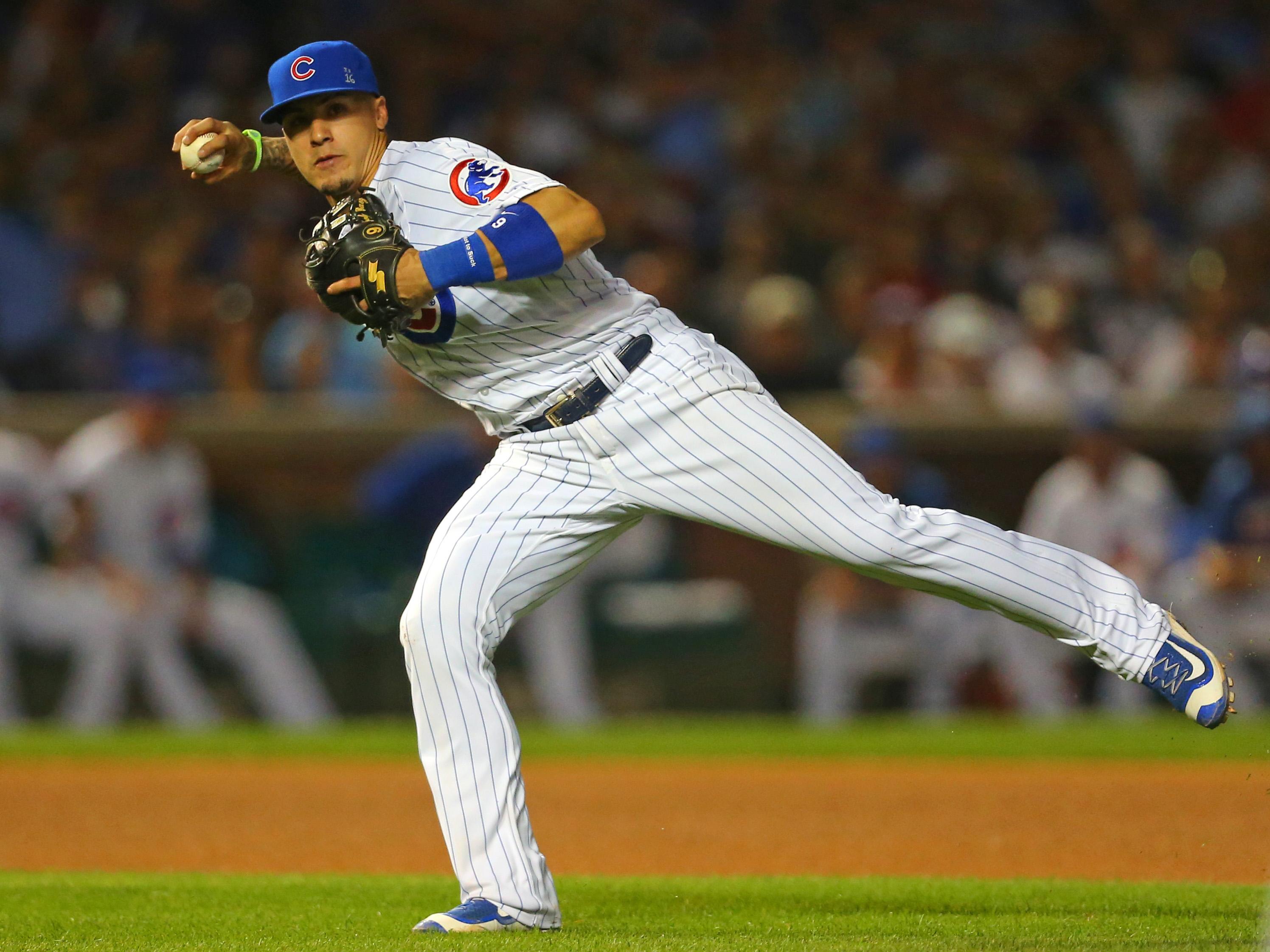Chicago Cubs: Javier Baez Already Making Web Gems in ...