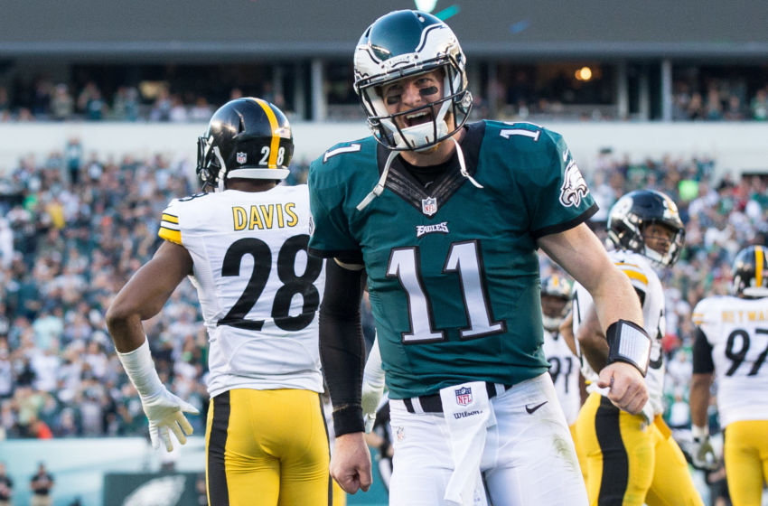 NFL: Pittsburgh Steelers at Philadelphia Eagles
