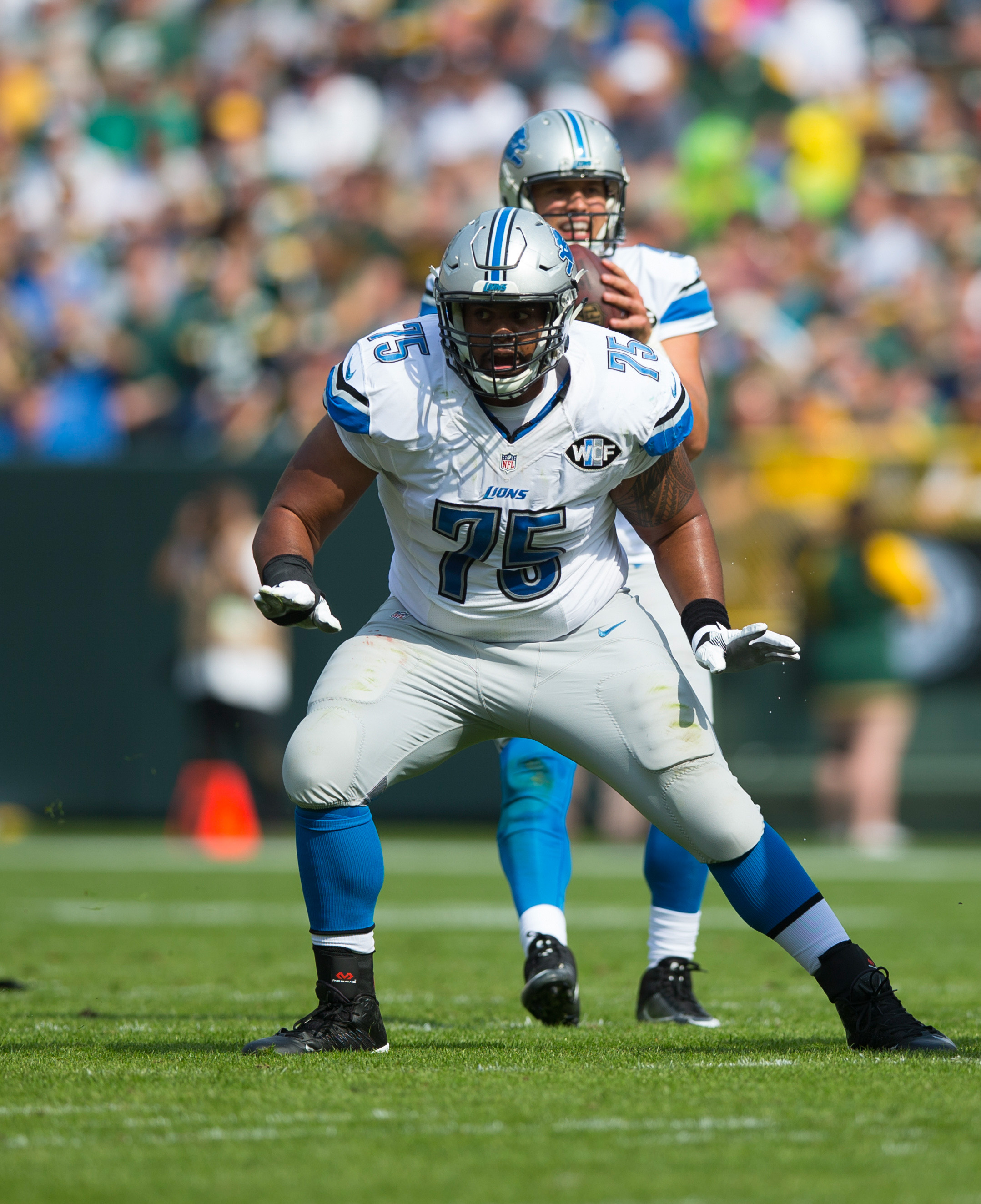Former Auburn DL Nick Fairley signs new National Football League deal