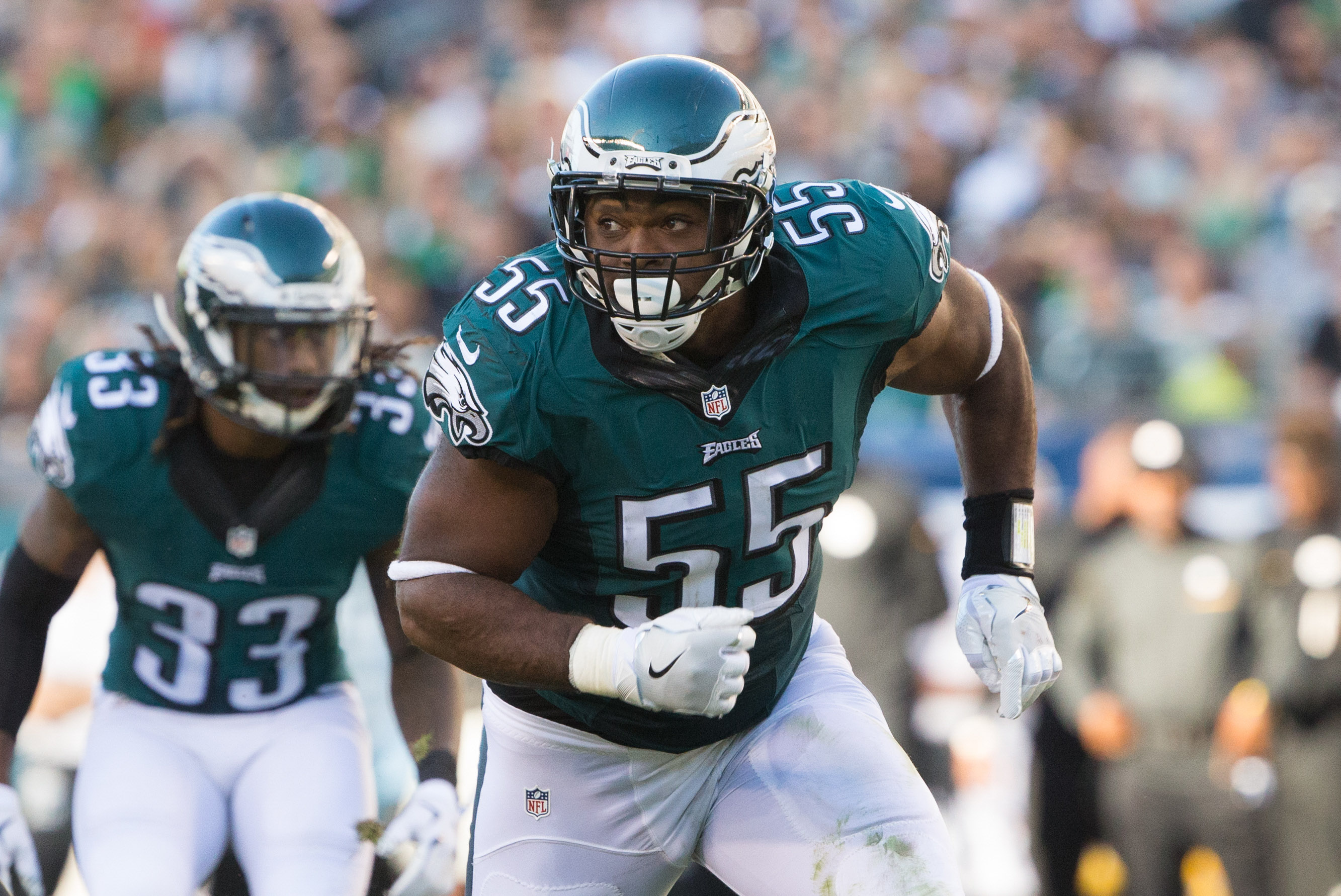 Eagles Defensive End Brandon Graham Set To Have A Big Year