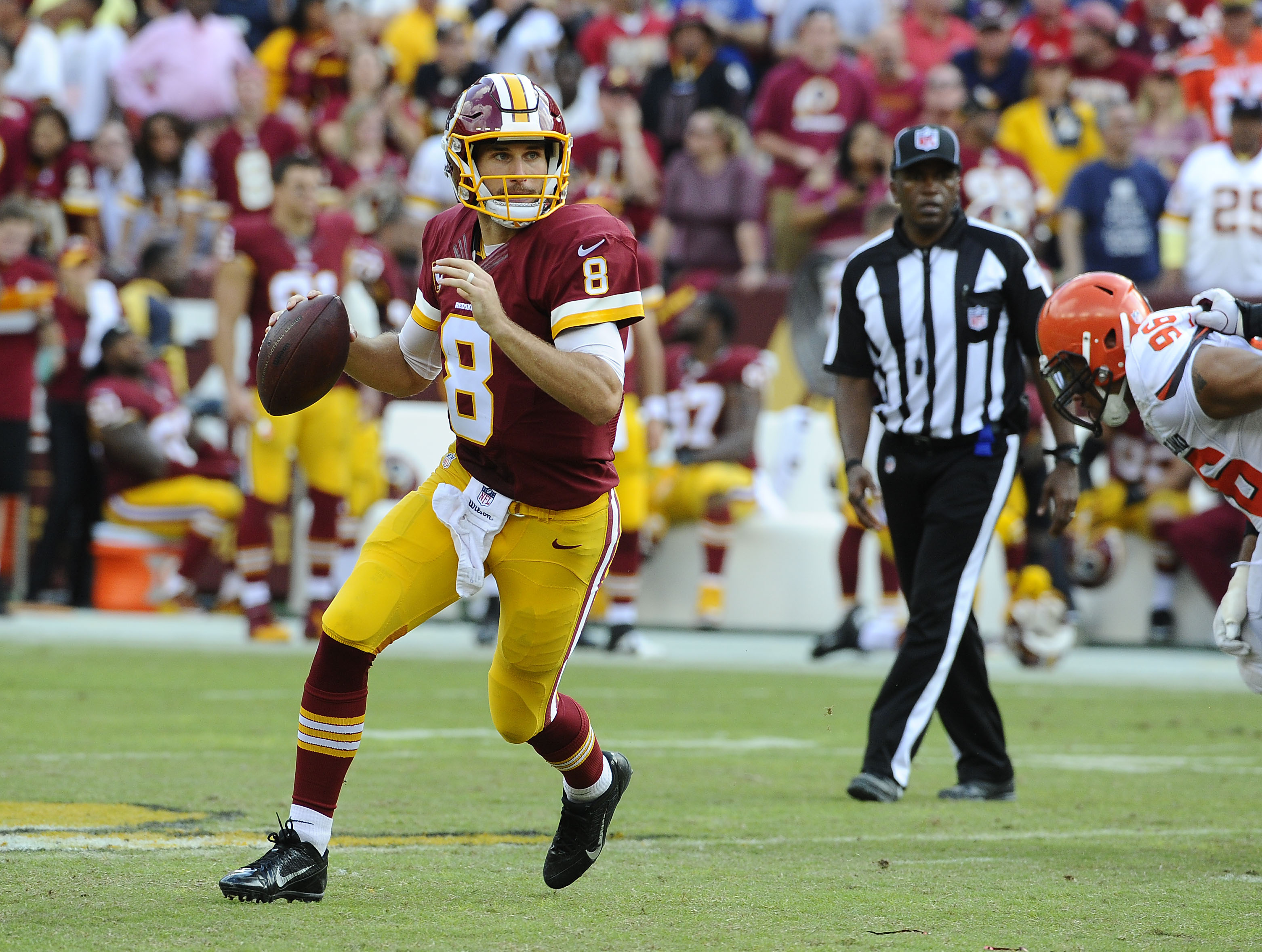 Kirk Cousins only willing to play long-term for 49ers? NFL News 2/28/17