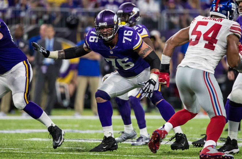 Alex Boone Minnesota Vikings