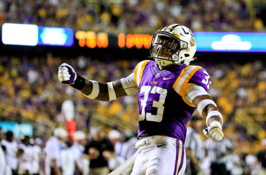 Jamal Adams 2017 NFL Draft